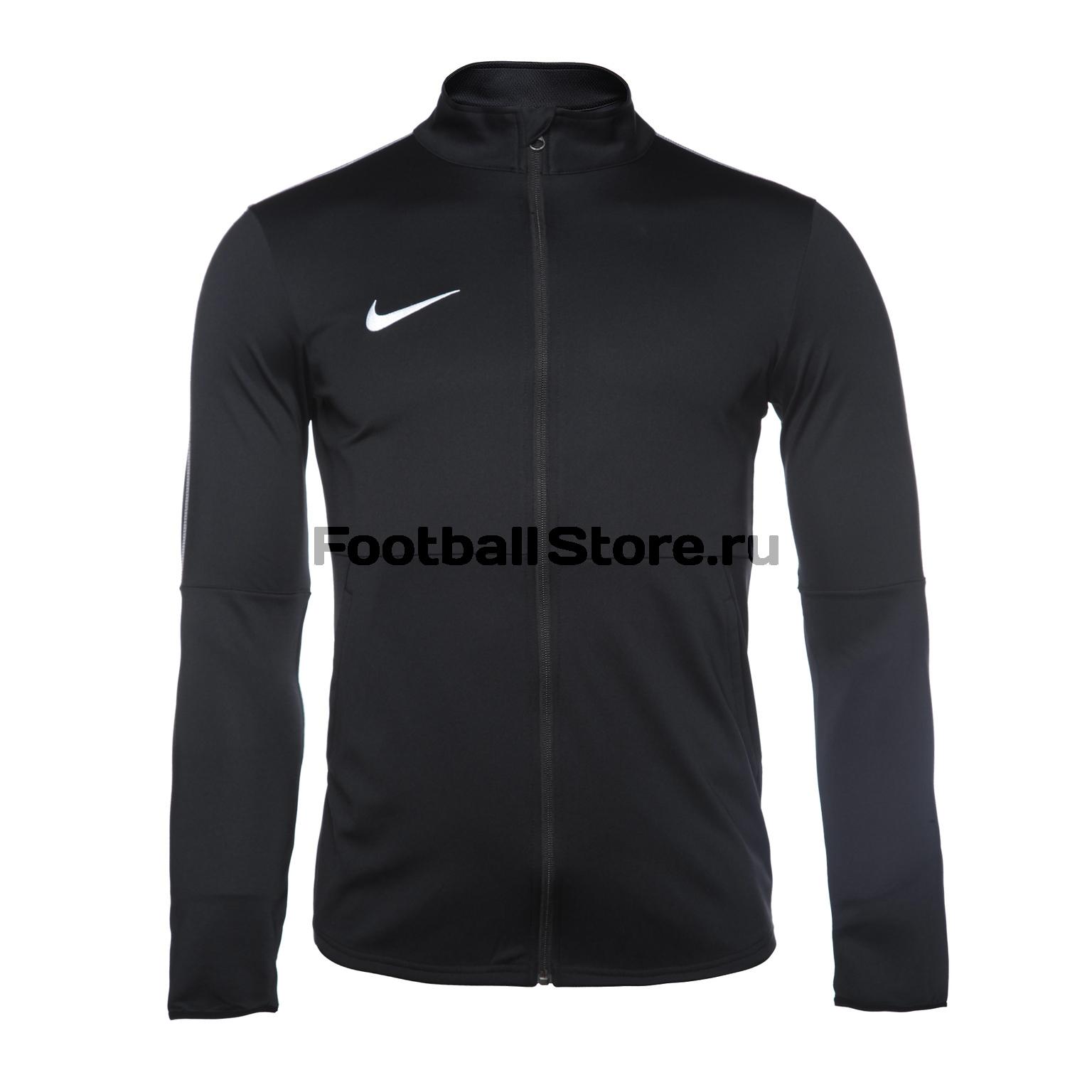 Фото - Олимпийка Nike Dry Park18 AA2059-010 куртка ветрозащитная nike dry park18 rn jkt aa2090 010 sr