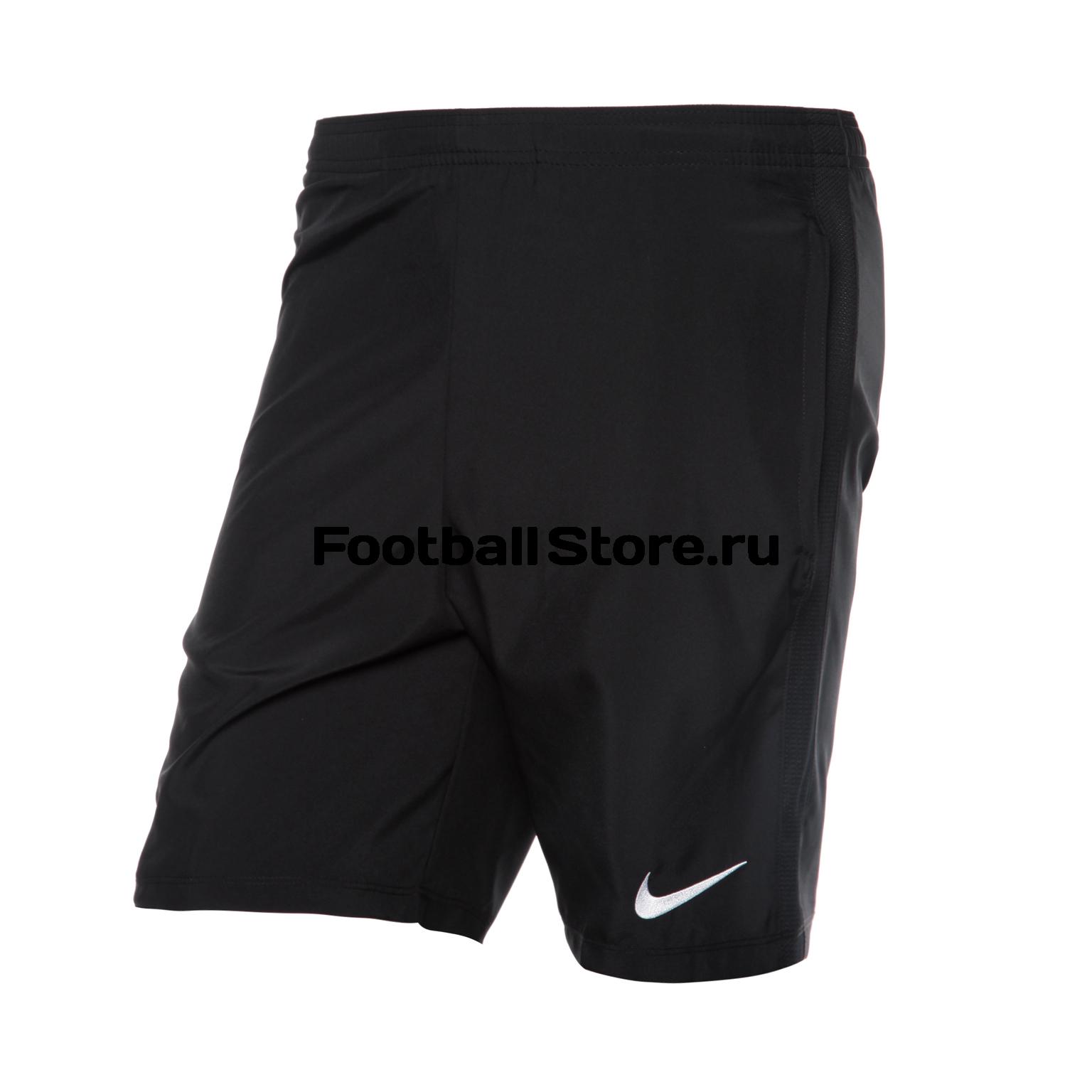 Шорты тренировочные Nike Dry Academy18 Short WZ 893787-010 шорты игровые nike dry short ii wvn 894331 010