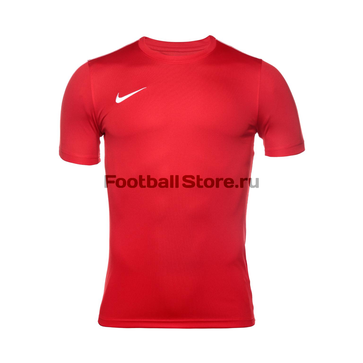 цена на Футболка тренировочная Nike Dry Park18 SS Top AA2046-657