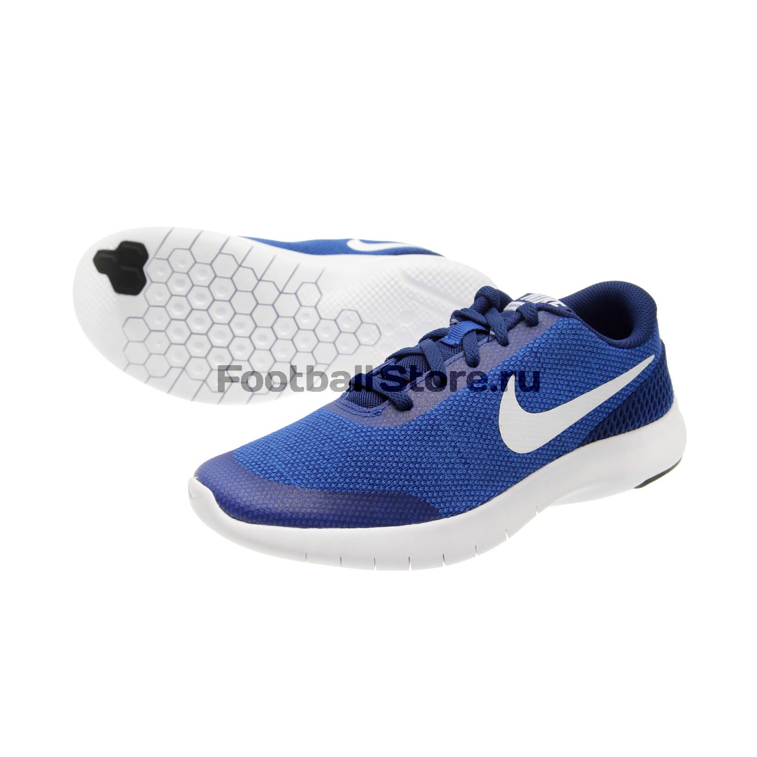 Кроссовки Nike Кроссовки детские Nike Flex Experience RN7 943284-400 кроссовки nike кроссовки nike free rn gs