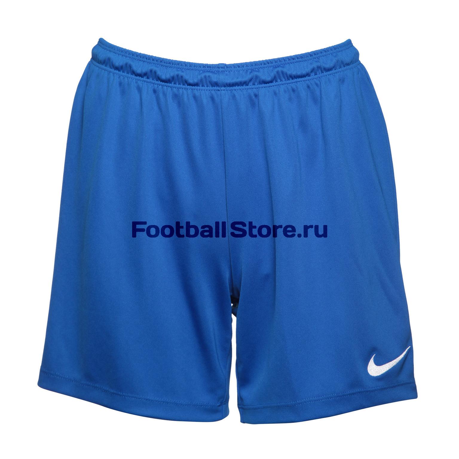 Шорты Nike Шорты игровые женские Nike W Park II Knit Short NB 833053-480