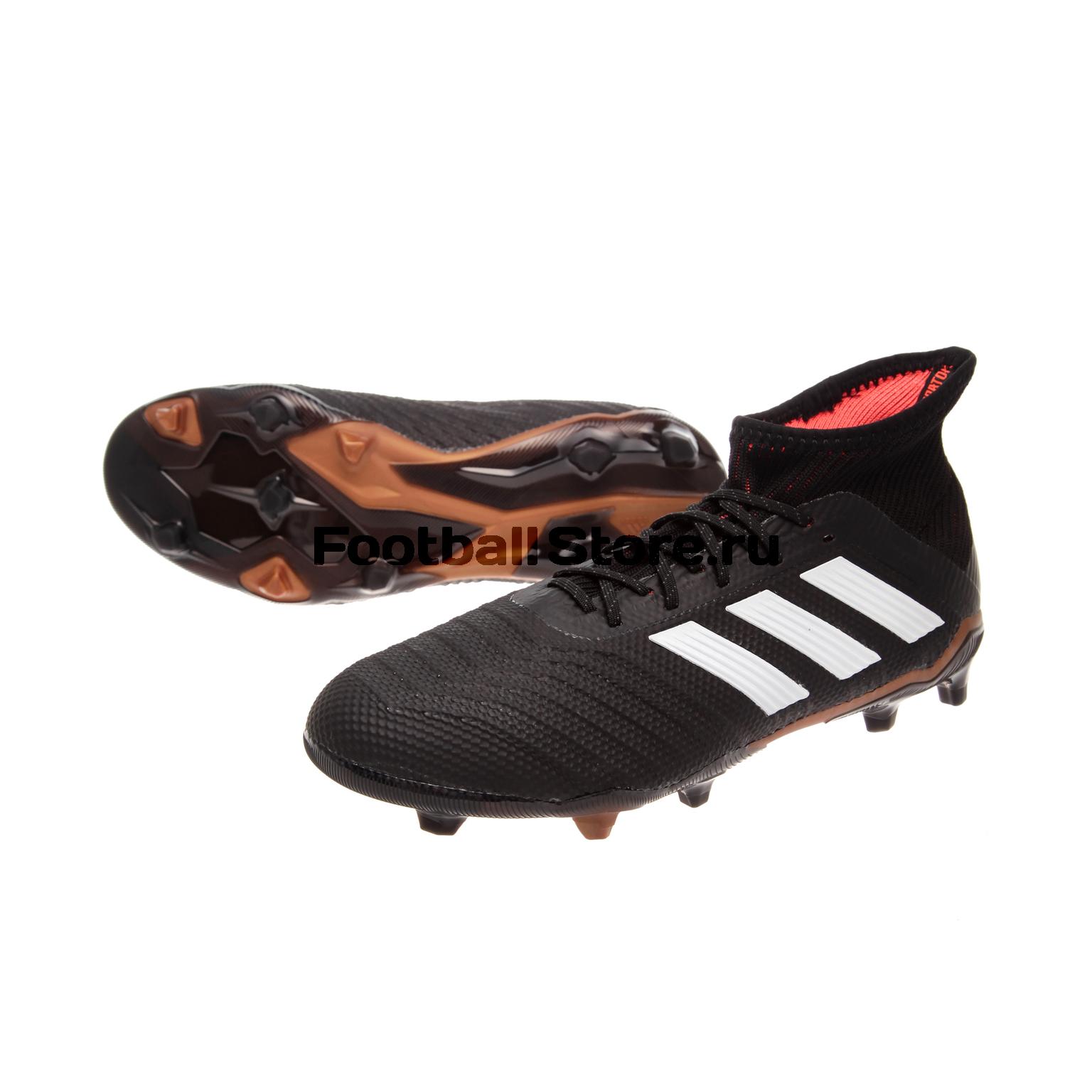 Бутсы детские Adidas Predator 18.1 FG CP8872 цена