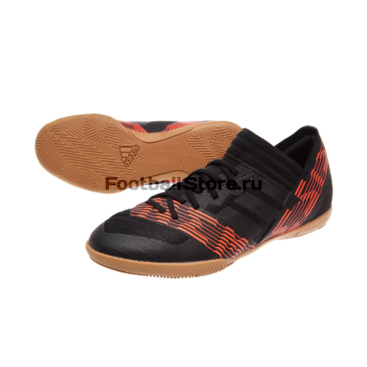 Обувь для зала Adidas Nemeziz Tango 17.3 IN JR CP9182 обувь для зала adidas nemeziz tango 17 3 in jr cp9182