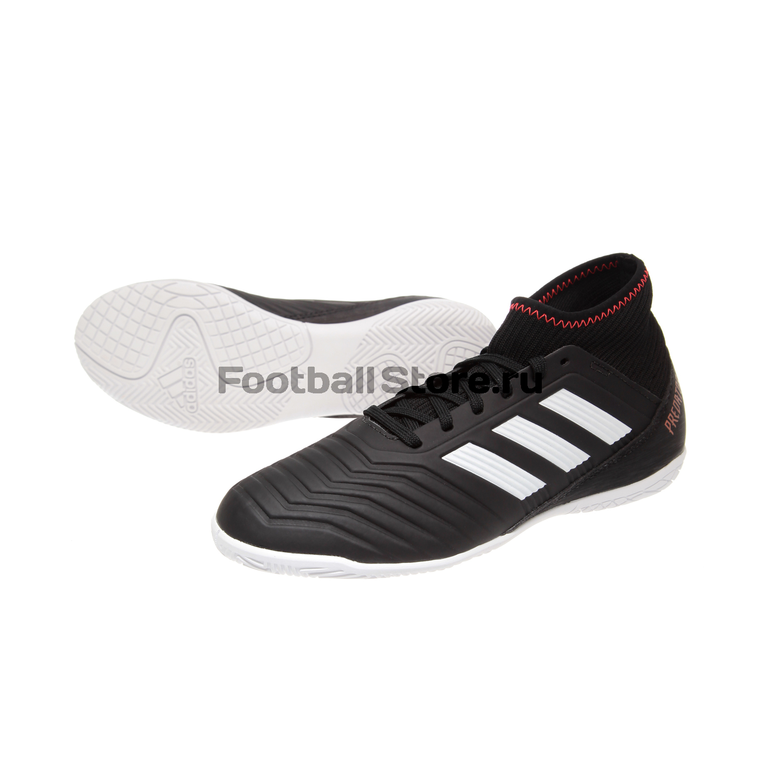 Обувь для зала Adidas Predator Tango 18.3 IN JR CP9076 обувь для зала adidas nemeziz tango 17 3 in jr cp9182