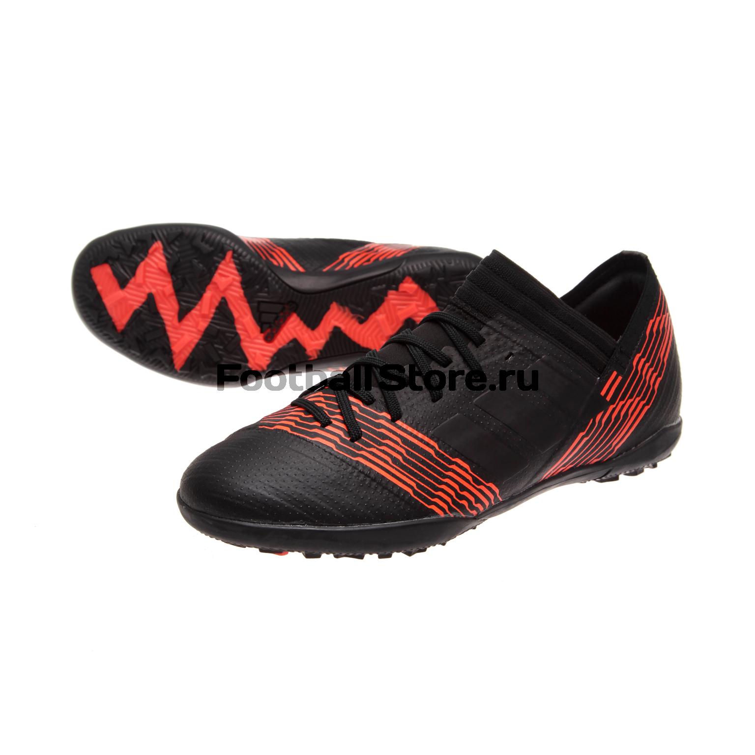 Шиповки Adidas Nemeziz Tango 17.3 TF JR CP9237 обувь для зала adidas nemeziz tango 17 3 in jr cp9182