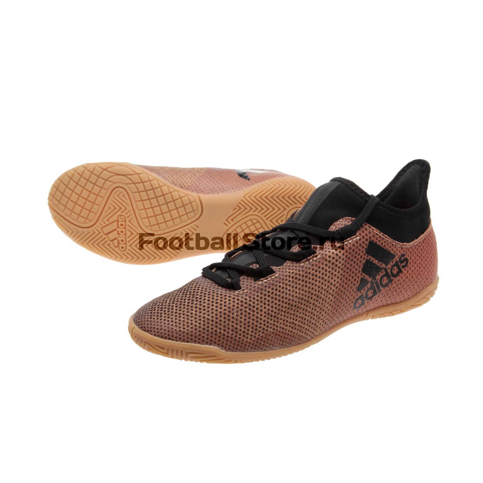 Обувь для зала Adidas X Tango 17.3 IN JR CP9033 обувь для зала adidas nemeziz tango 17 3 in jr cp9182