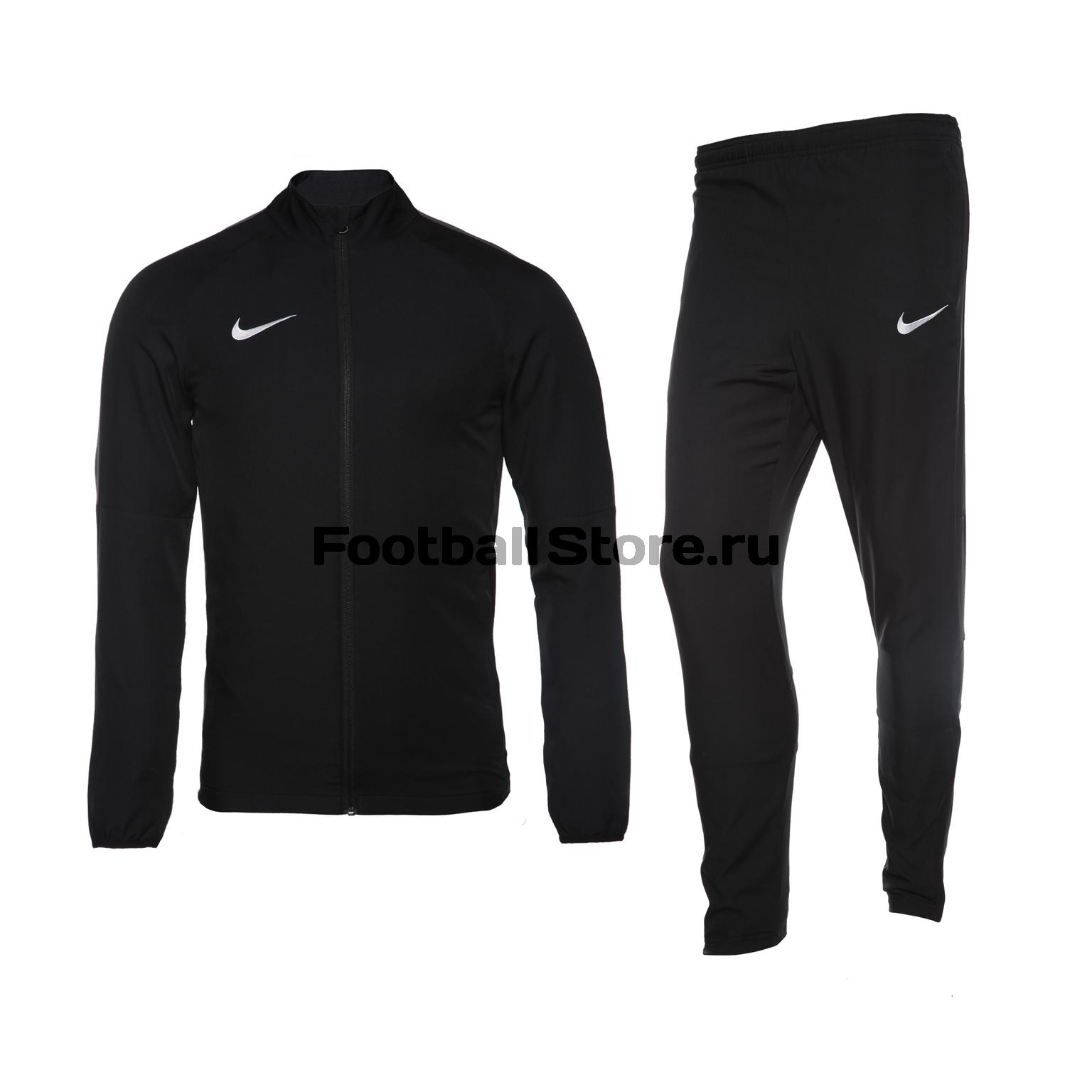Костюм спортивный Nike Dry Academy18 TRK Suit W 893709-010 костюм спортивный nike m dry acdmy trk suit 844327 451