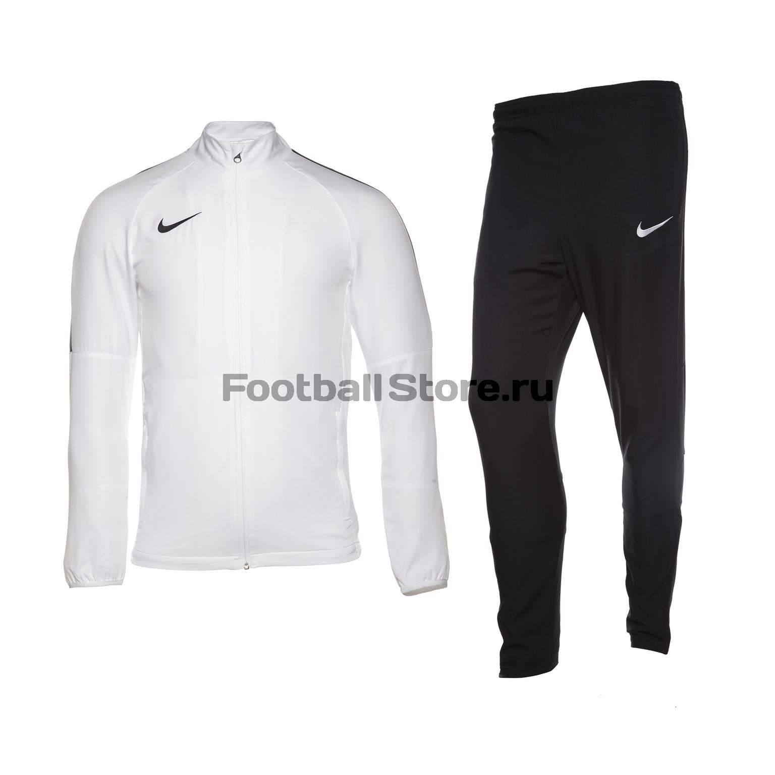Костюм спортивный Nike Dry Academy18 TRK Suit W 893709-100 костюм спортивный nike m dry acdmy trk suit 844327 451
