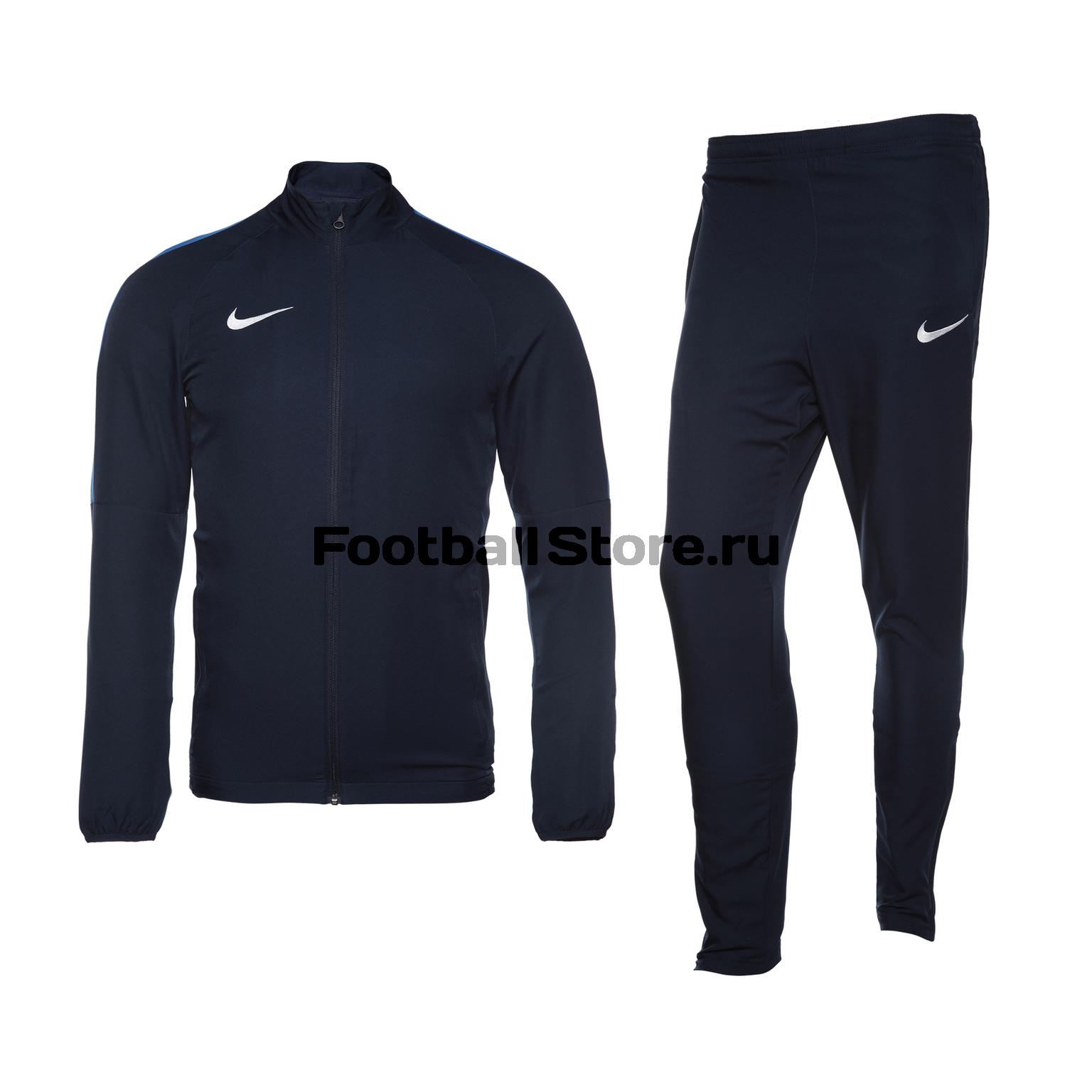 Костюм спортивный Nike Dry Academy18 TRK Suit W 893709-451 костюм спортивный nike m dry acdmy trk suit 844327 451