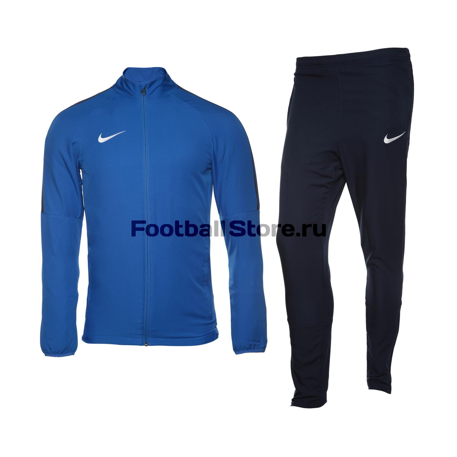 Костюм спортивный Nike Dry Academy18 TRK Suit W 893709-463 костюм спортивный nike dry academy 18 football tracksuit 893709 657 красн черн