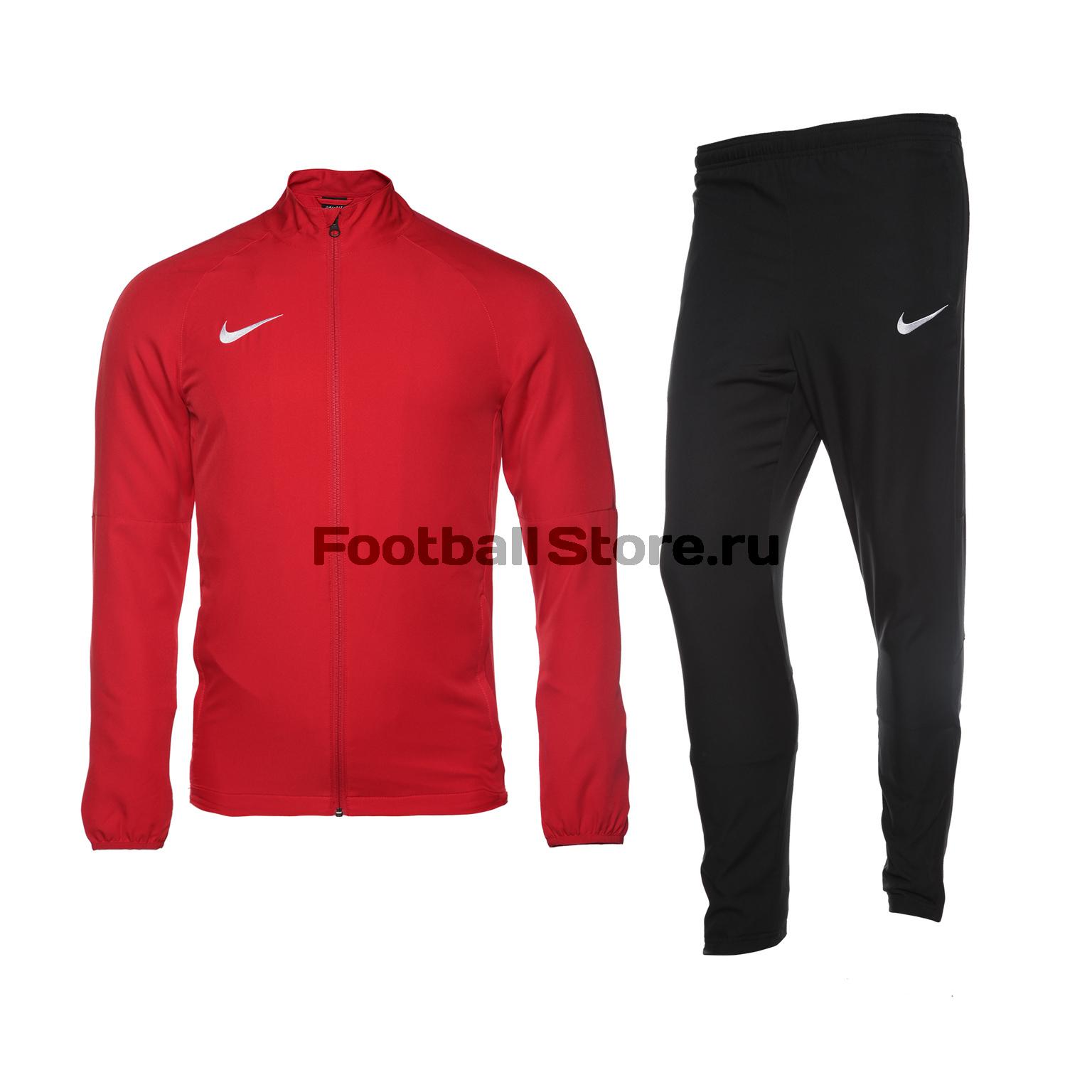 Костюм спортивный Nike Dry Academy18 TRK Suit W 893709-657 костюм спортивный nike dry academy 18 football tracksuit 893709 657 красн черн