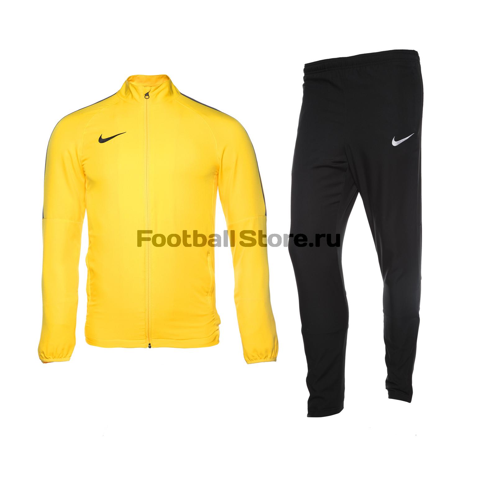 Костюм спортивный Nike Dry Academy18 TRK Suit W 893709-719 костюм спортивный nike m dry acdmy trk suit 844327 451