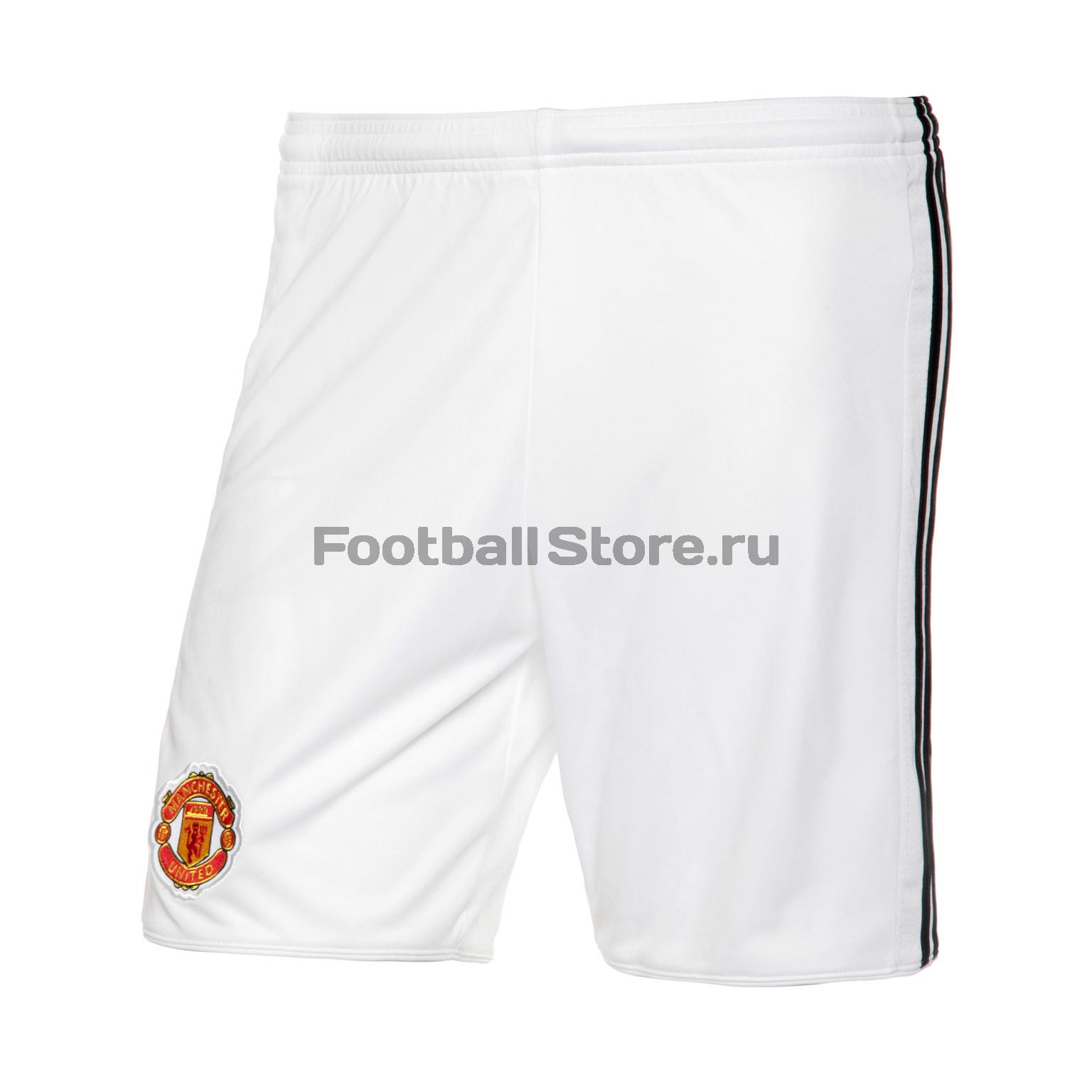 Шорты Adidas Manchester United Home BQ3739 цена