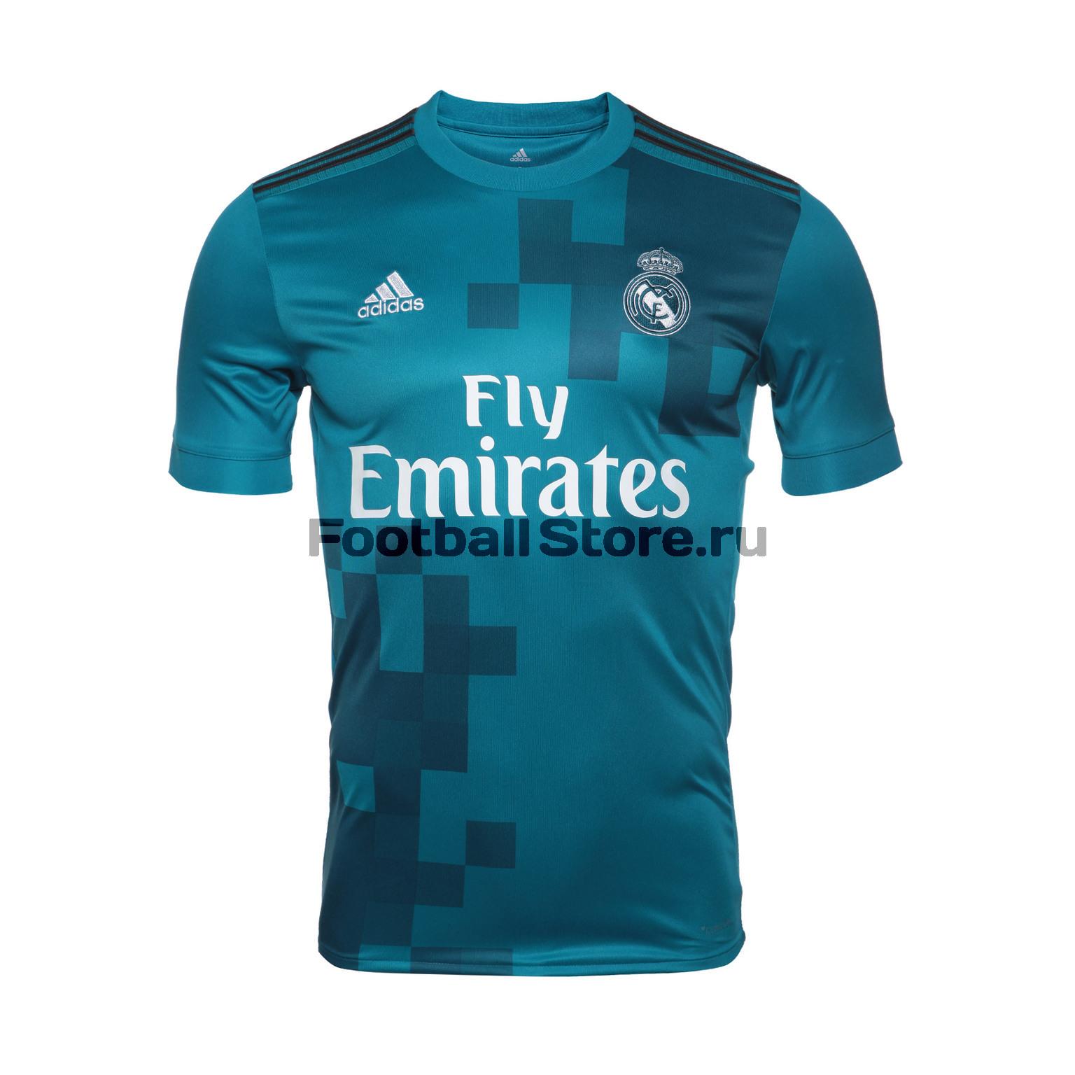 Реплика игровой футболки Adidas Real Madrid BR3539 реплика шлема mich2000 олива