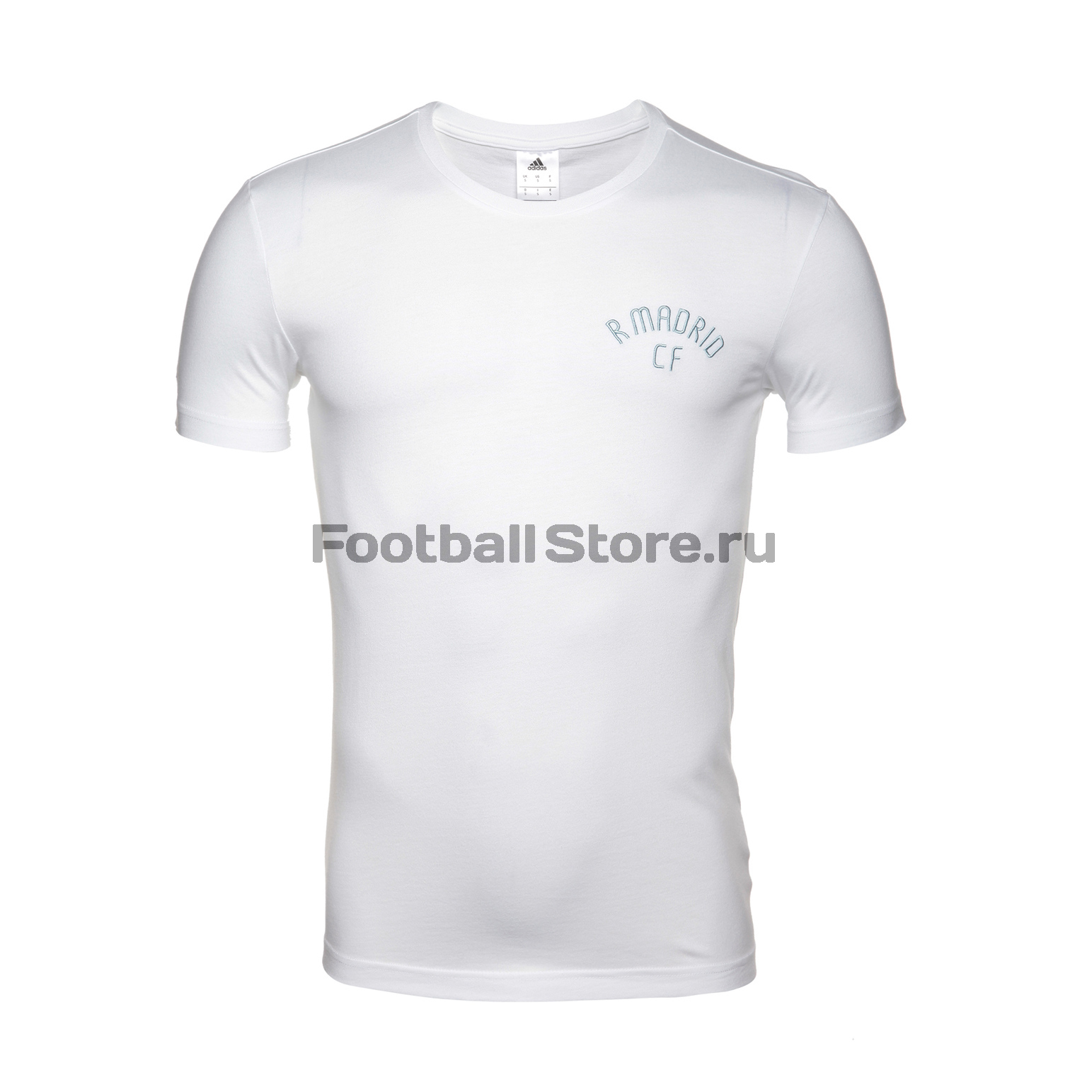 Футболка Adidas Real Madrid Tee CF0545 все цены