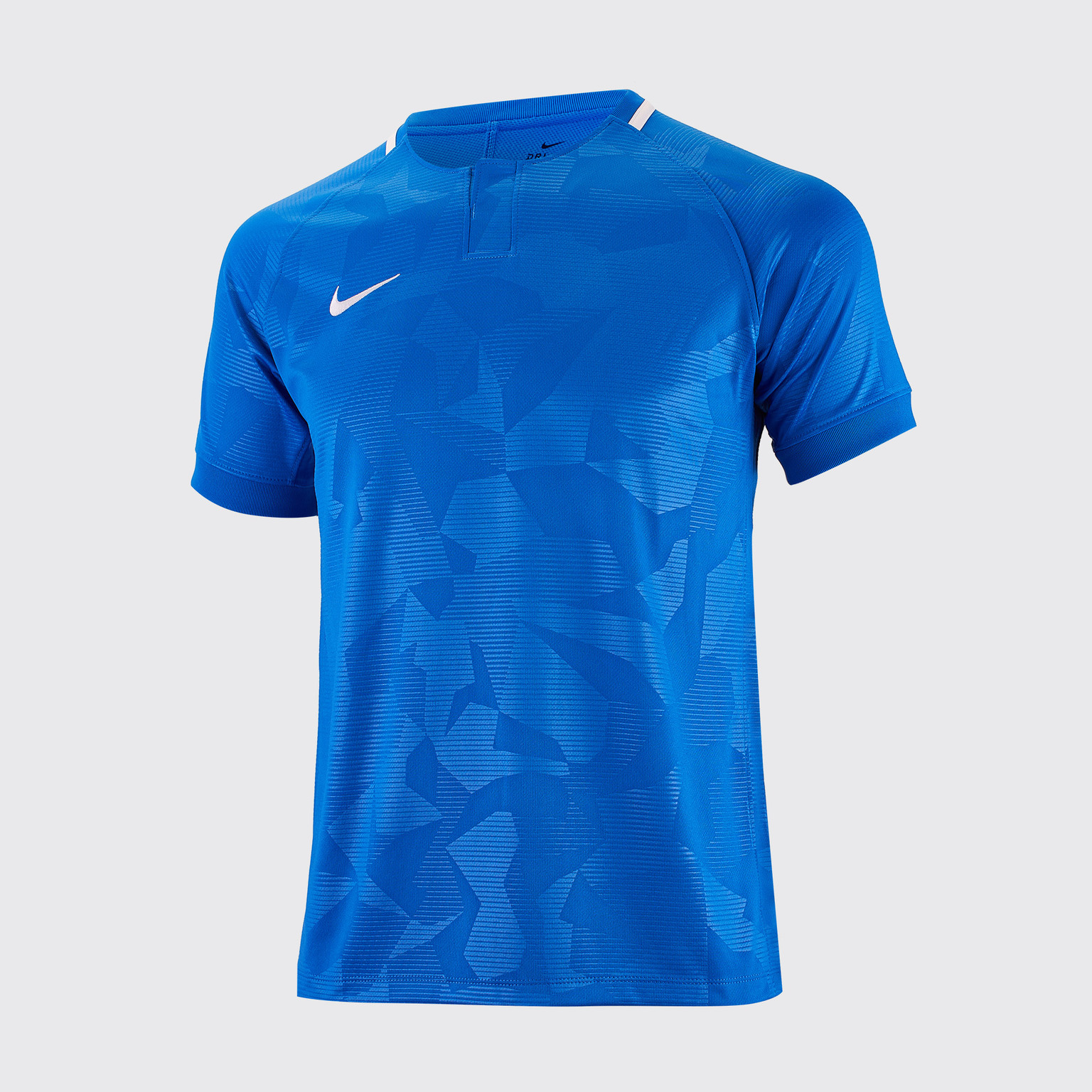 Тренировочная форма Nike Футболка тренировочная детская Nike Dry Challenge II 894053-463 игровая форма nike футболка детская nike ss precision iii jsy boys 645918 410