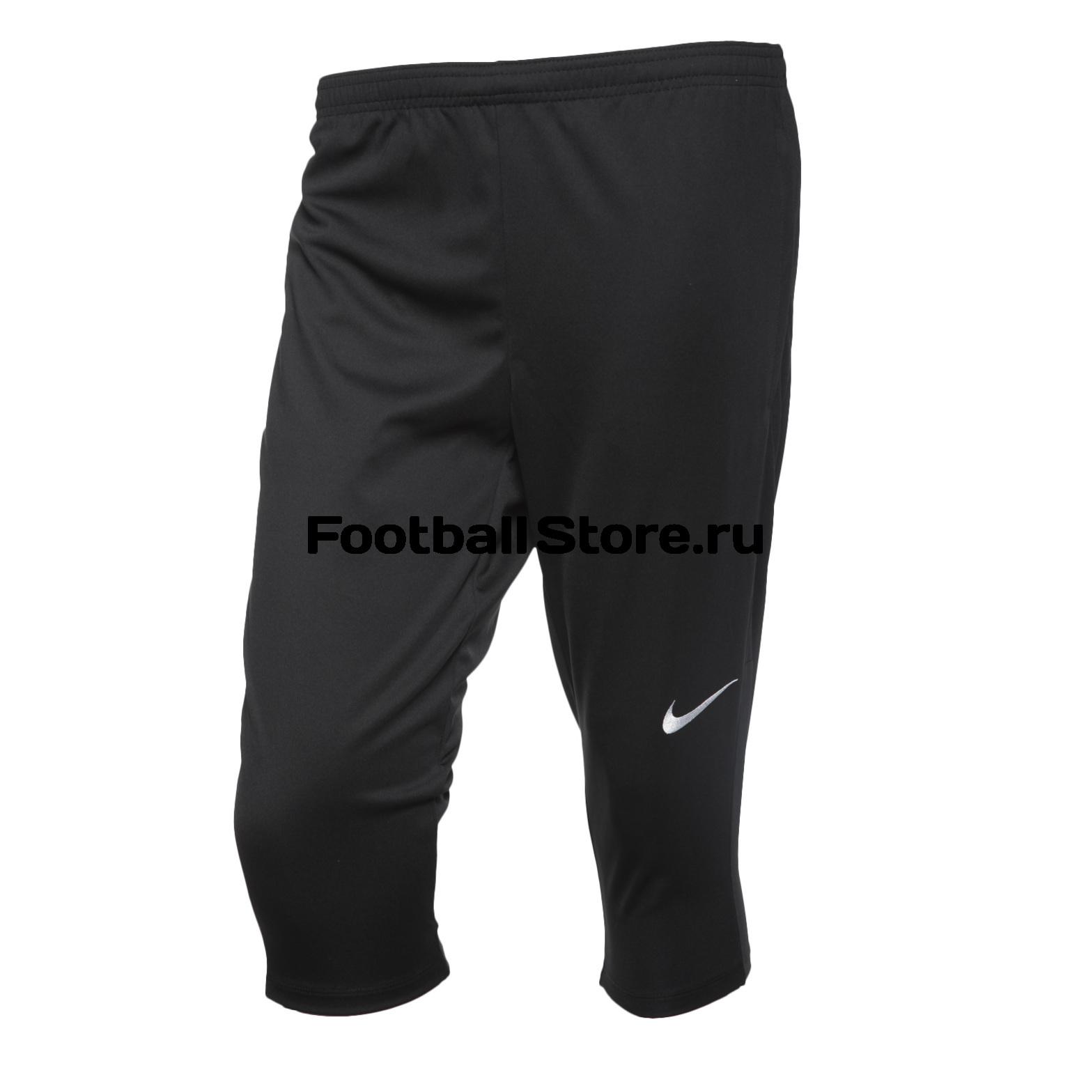 Брюки тренировочные 3/4 Nike Dry Academy18 Pant 893793-010