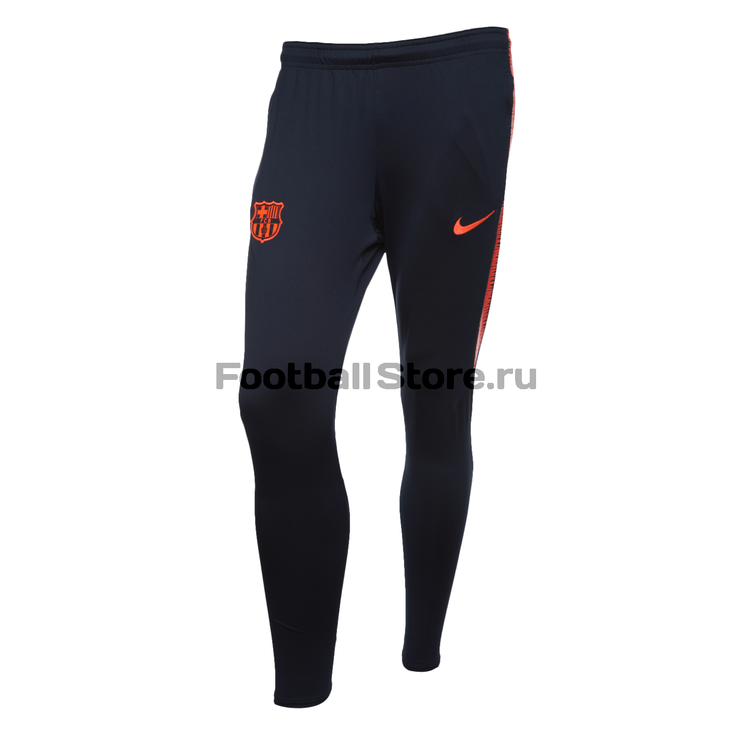 Брюки Nike Barcelona Dry Squad Pant AA3518-451 fashion mens hip hop ankle zipper biker denim pants justin bieber jeans fear of god version designer destroyed ripped jeans