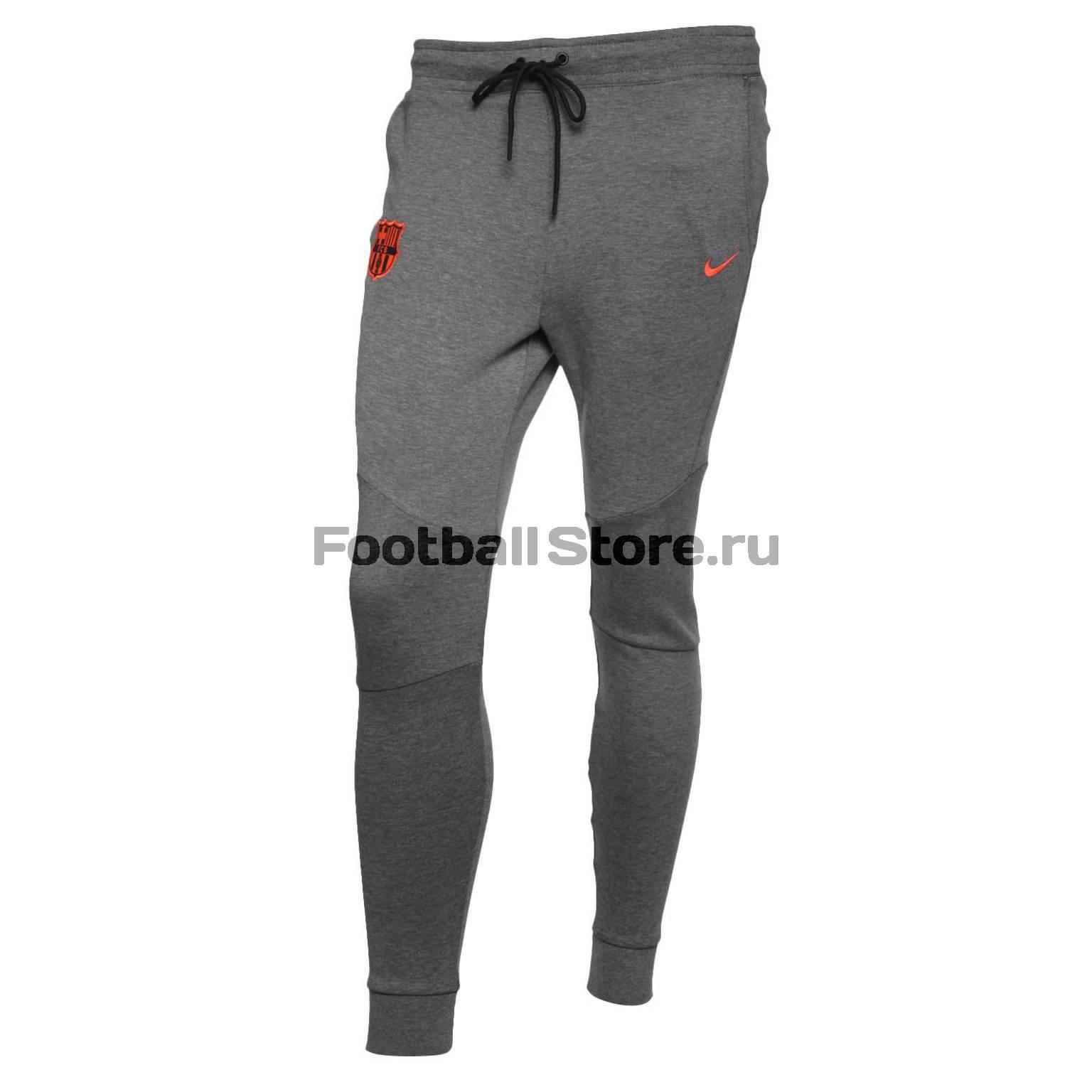 Брюки тренировочные Nike Barcelona AA1935-095 barcelona nike брюки тренировочные nike barcelona aa1935 036