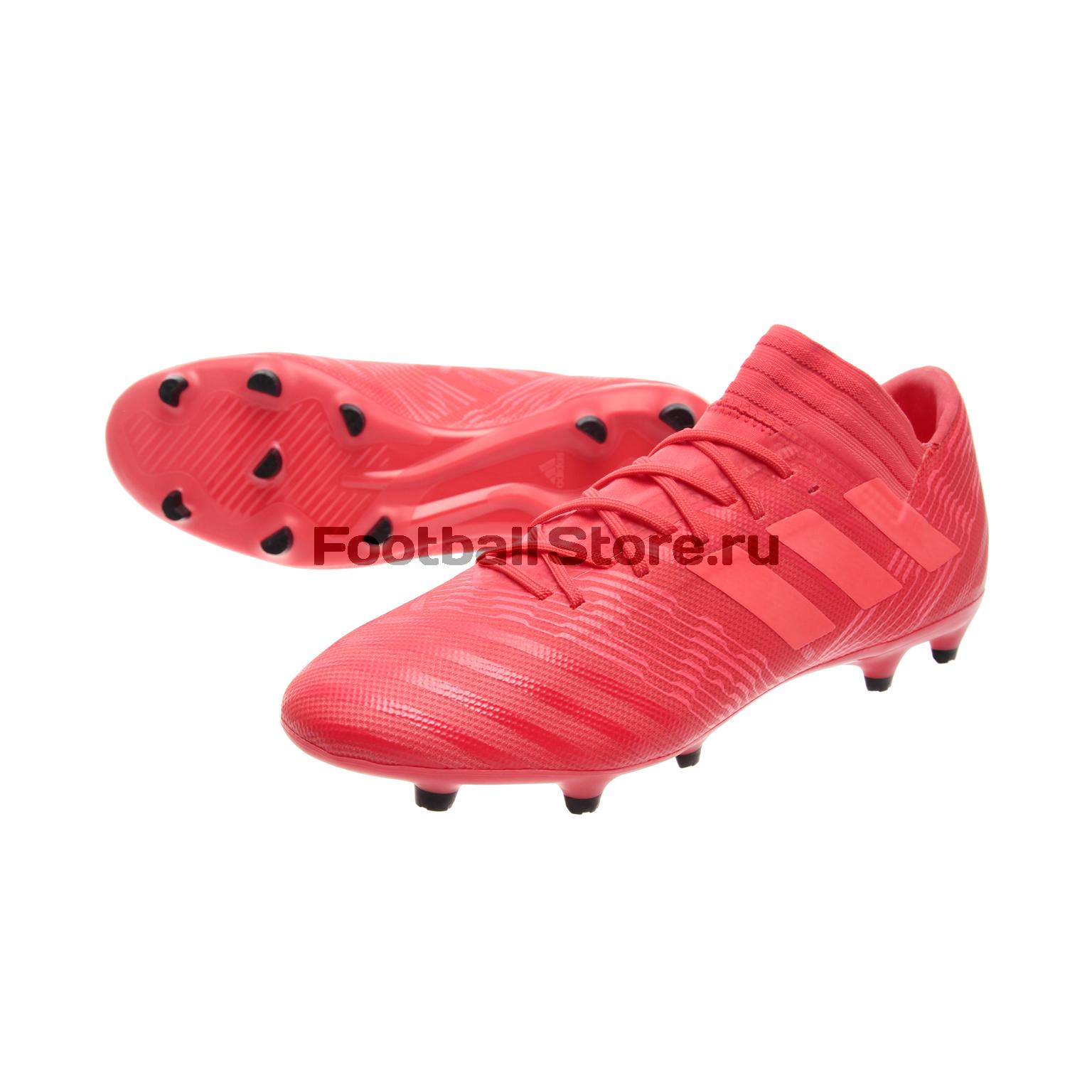 Бутсы Adidas Nemeziz 17.3 FG CP8987 бутсы adidas messi 16 2 fg aq3111