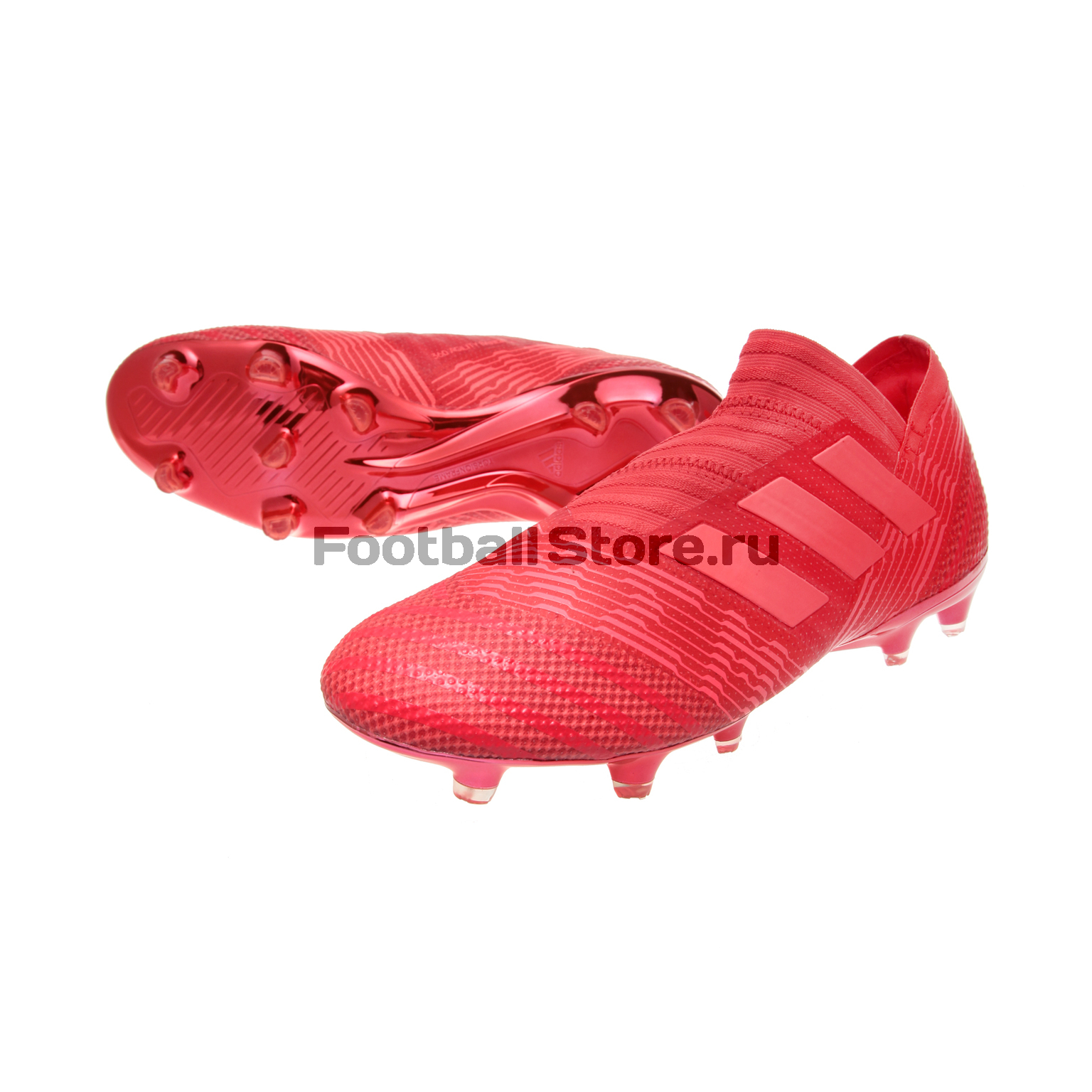 Игровые бутсы Adidas Бутсы Adidas Nemeziz 17+ FG CM7731 the art of not breathing