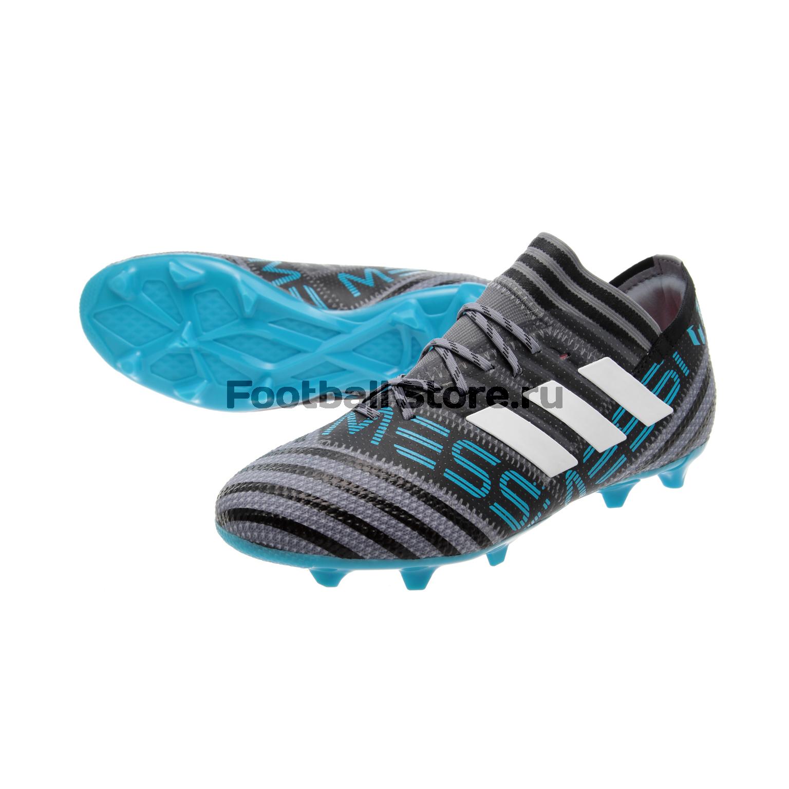 Детские бутсы Adidas Бутсы Adidas Nemeziz Messi 17.1 FG JR CP9159 adidas бутсы adidas messi 15 3 jr af4665