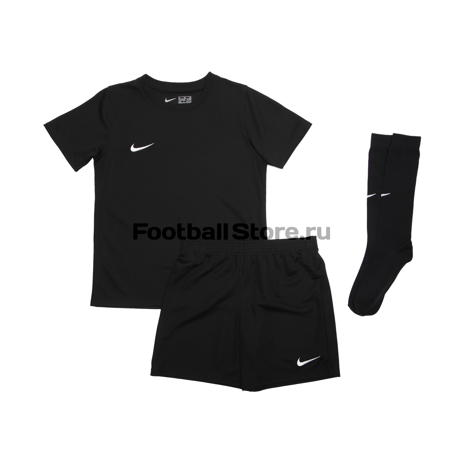 Комплект детской формы Nike Dry Park Kit AH5487-010