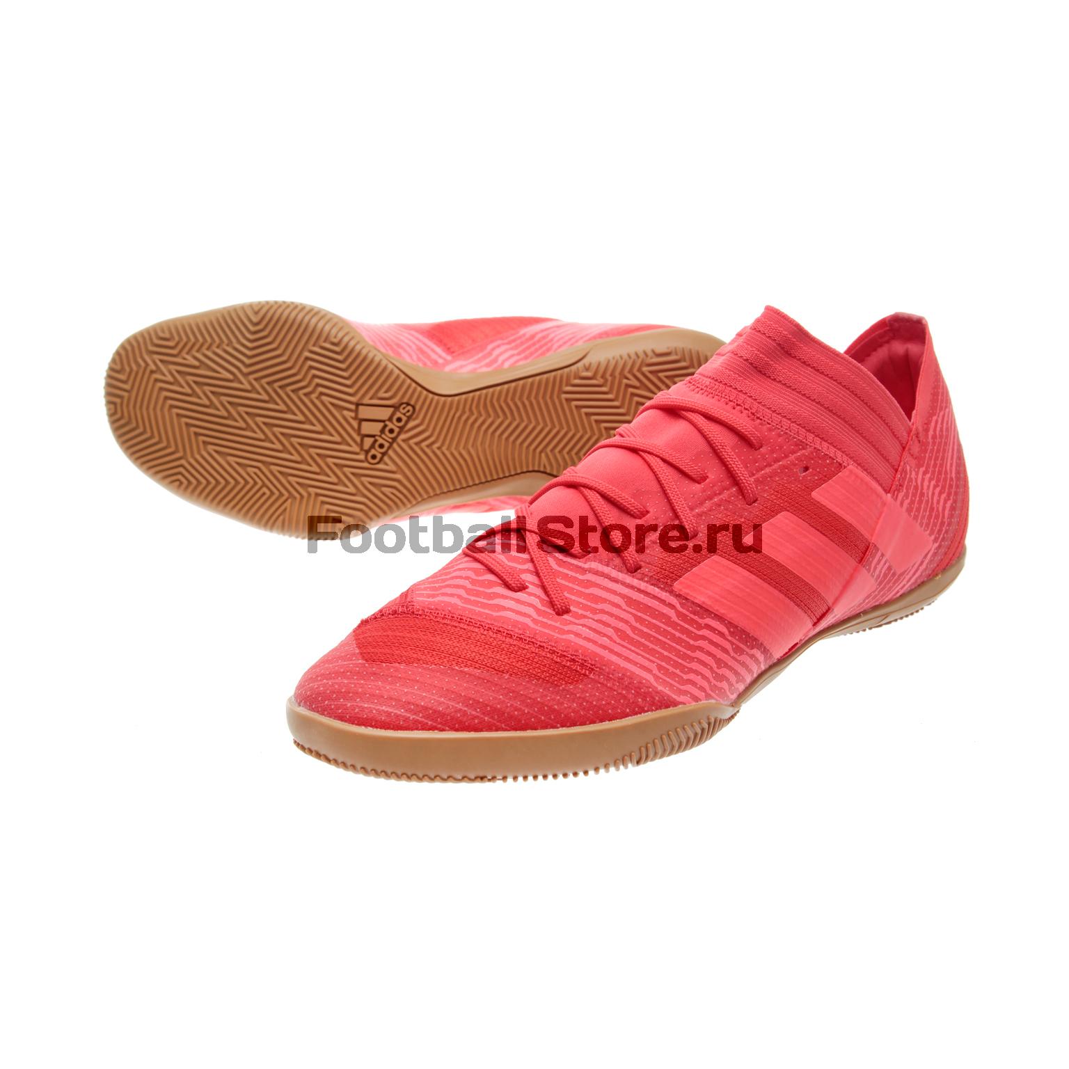 Обувь для зала Adidas Nemeziz Tango 17.3 IN CP9112 обувь для зала adidas ace tango 18 3 in jr cp9075