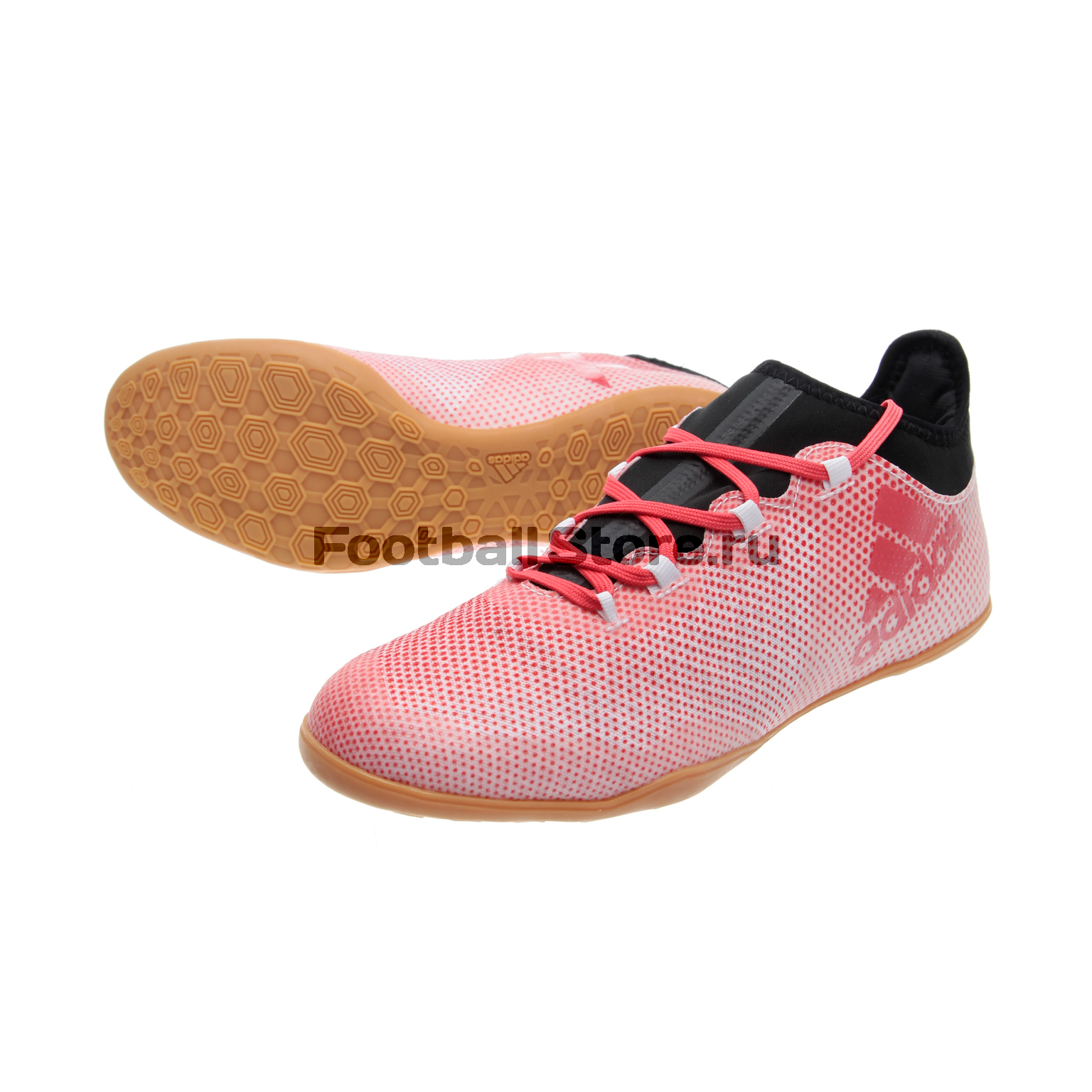 Обувь для зала Adidas X Tango 17.3 IN CP9140 обувь для зала adidas ace tango 18 3 in jr cp9075