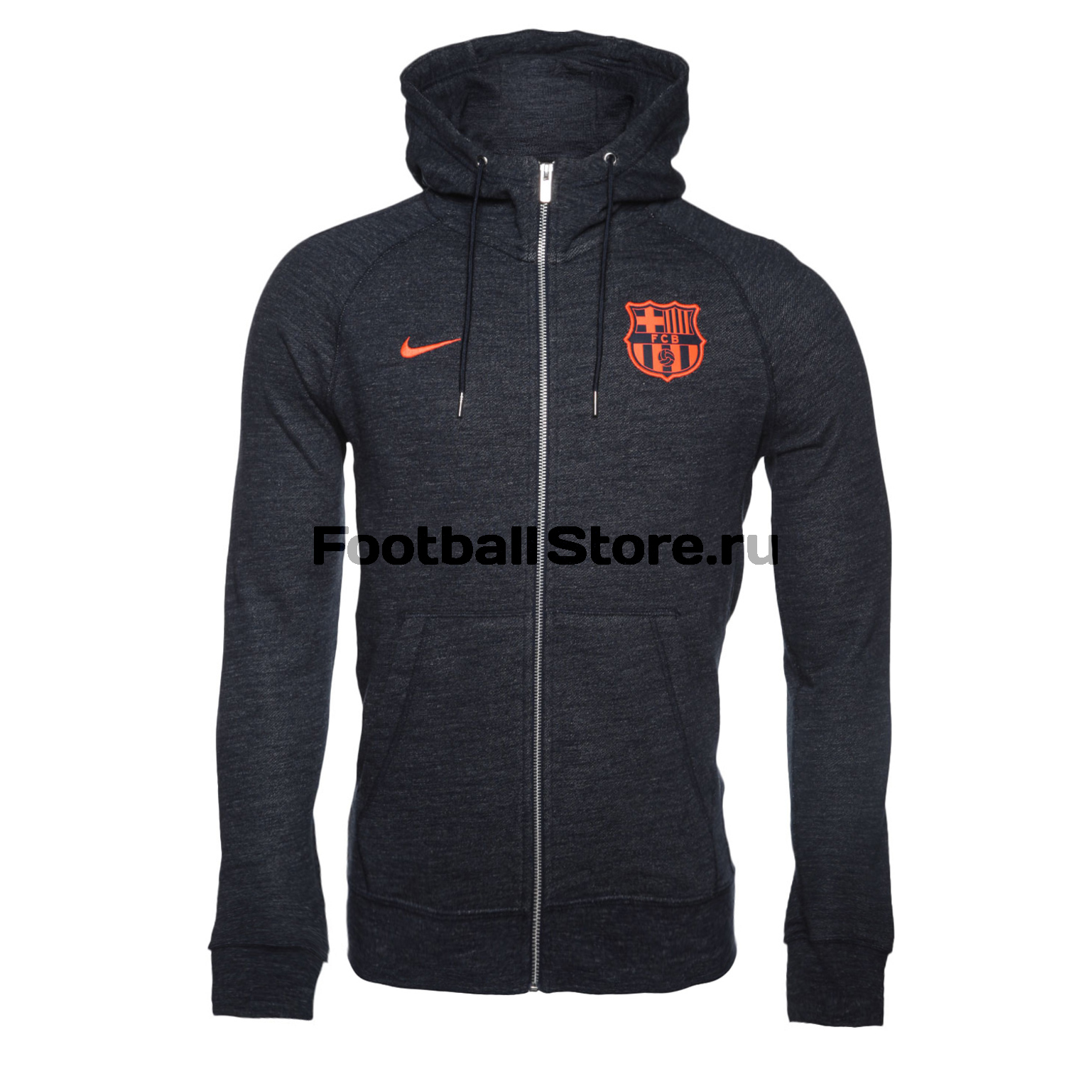 Толстовка Nike Barcelona Hoodie 886697-473 tryp barcelona condal mar hotel 4 барселона