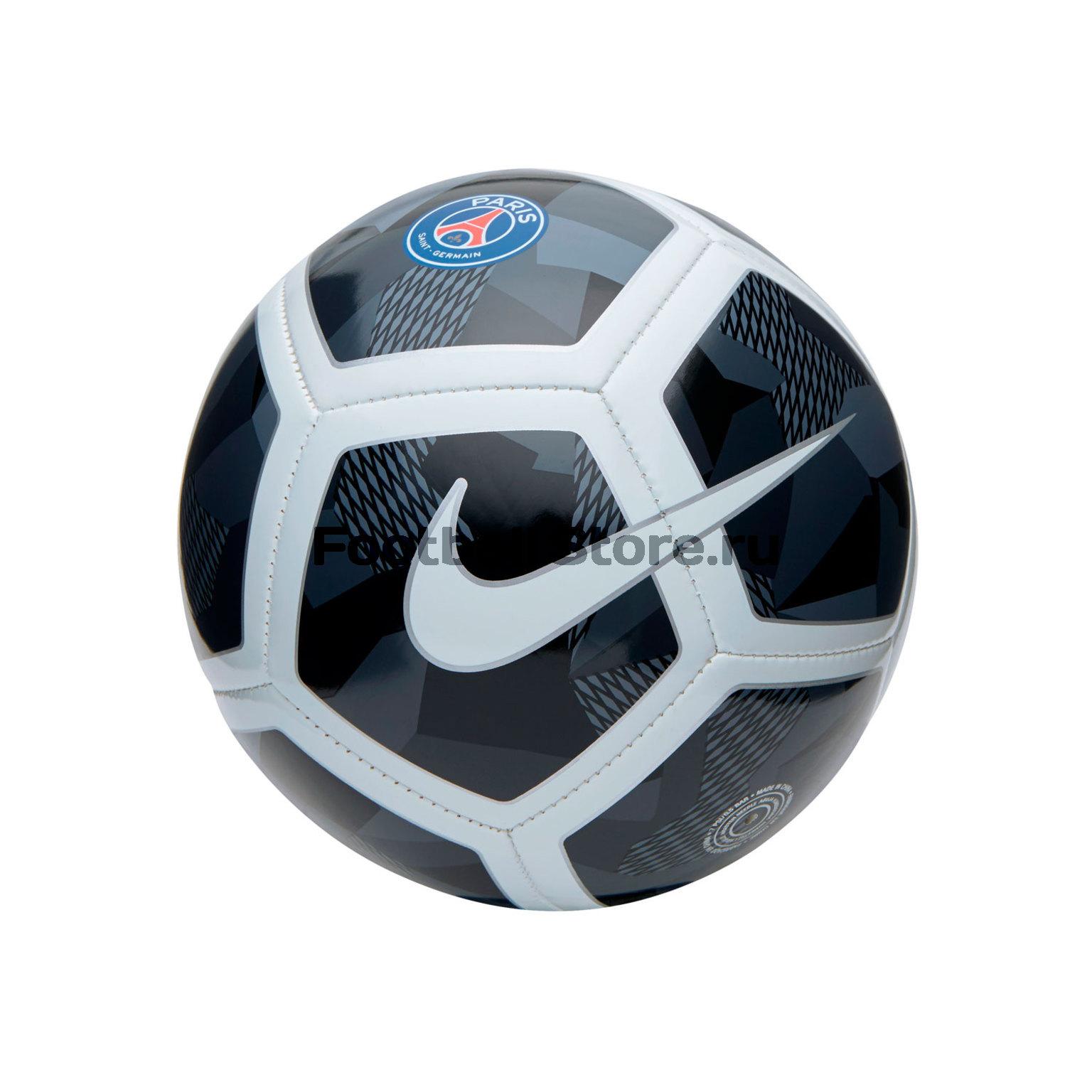Мяч сувенирный Nike PSG SC3122-006 psg nike гетры nike psg stadium sx6033 429