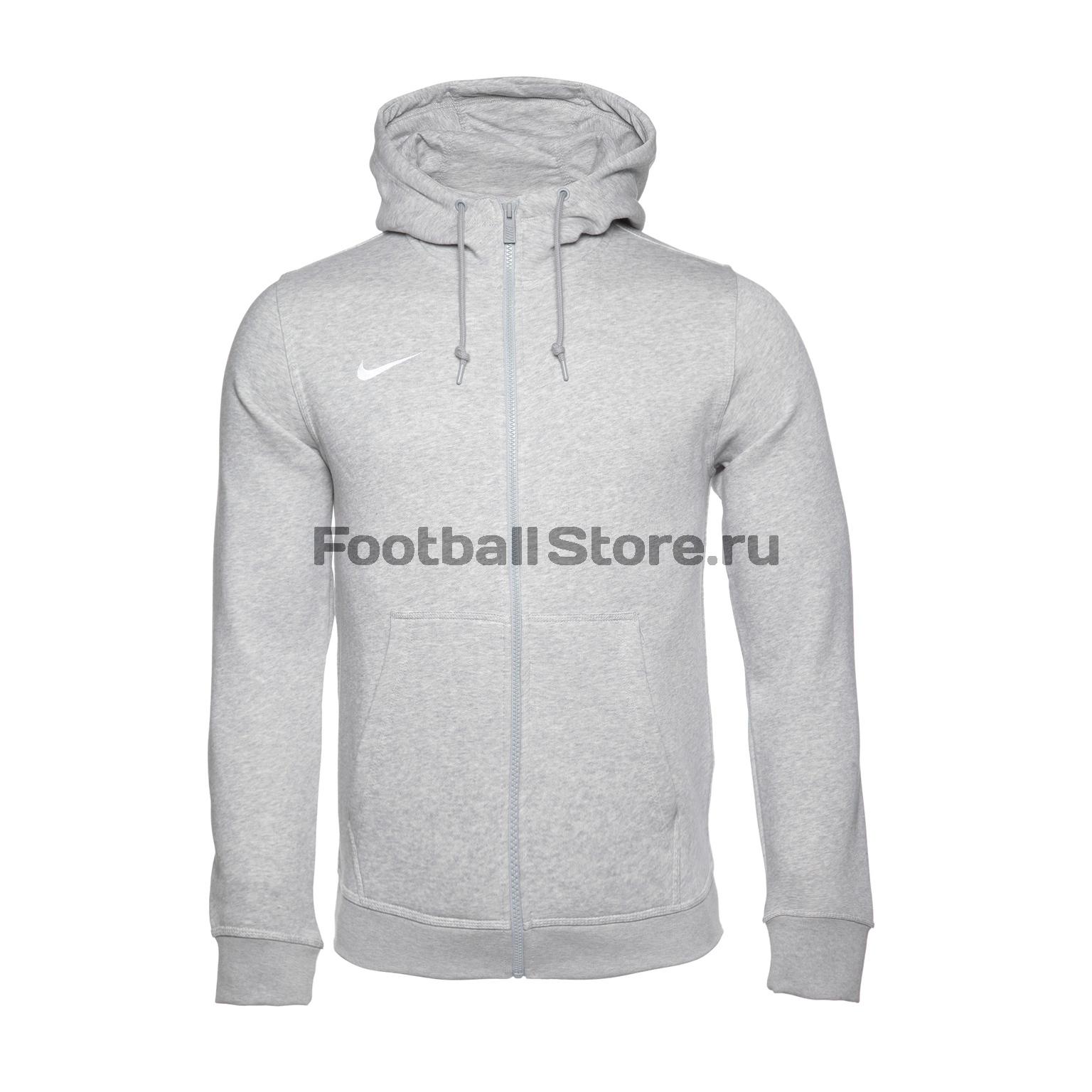 Толстовка Nike Team Club FZ Hoody 658497-050 цена