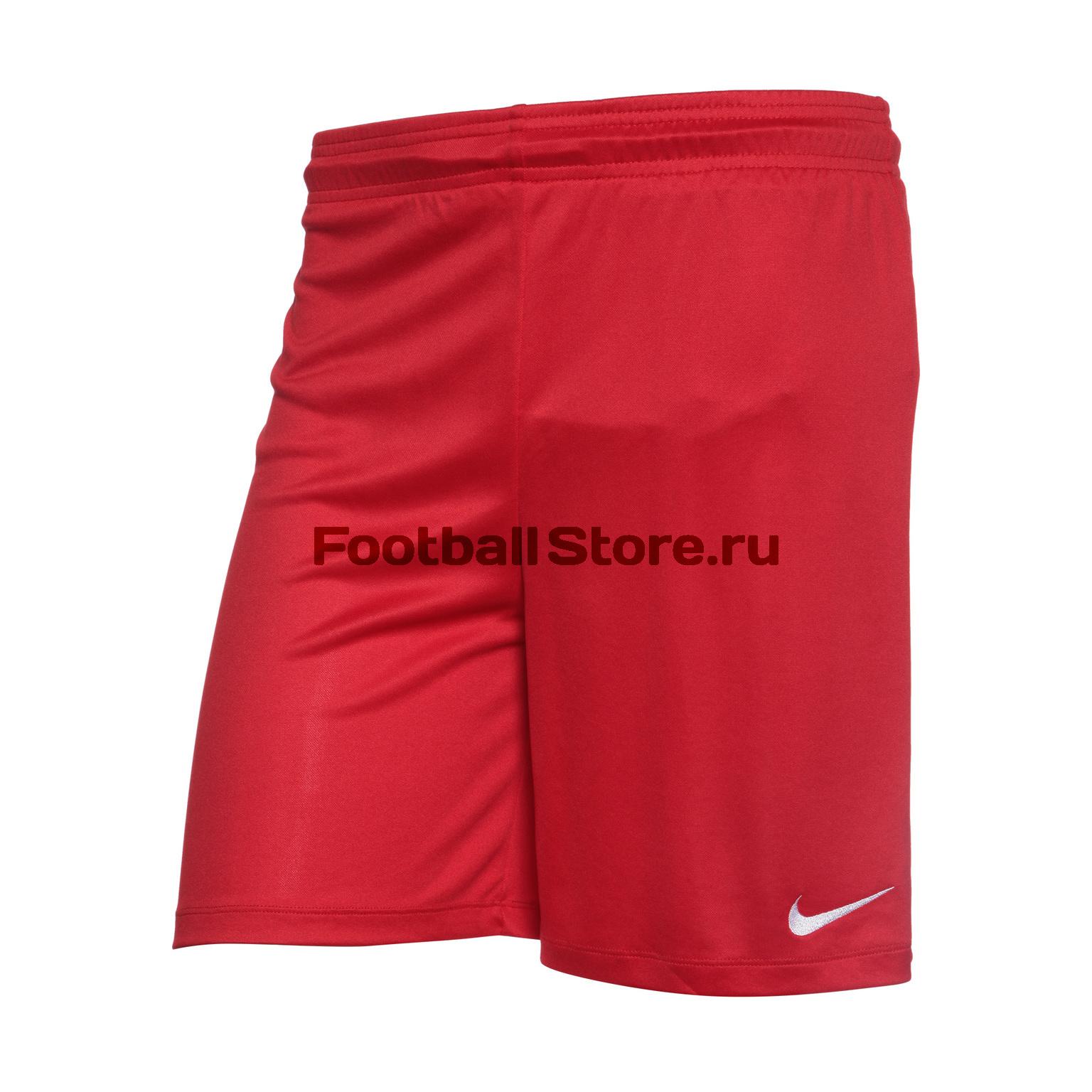 Шорты игровые подростковые Nike Park II Knit Short WB 725989-657