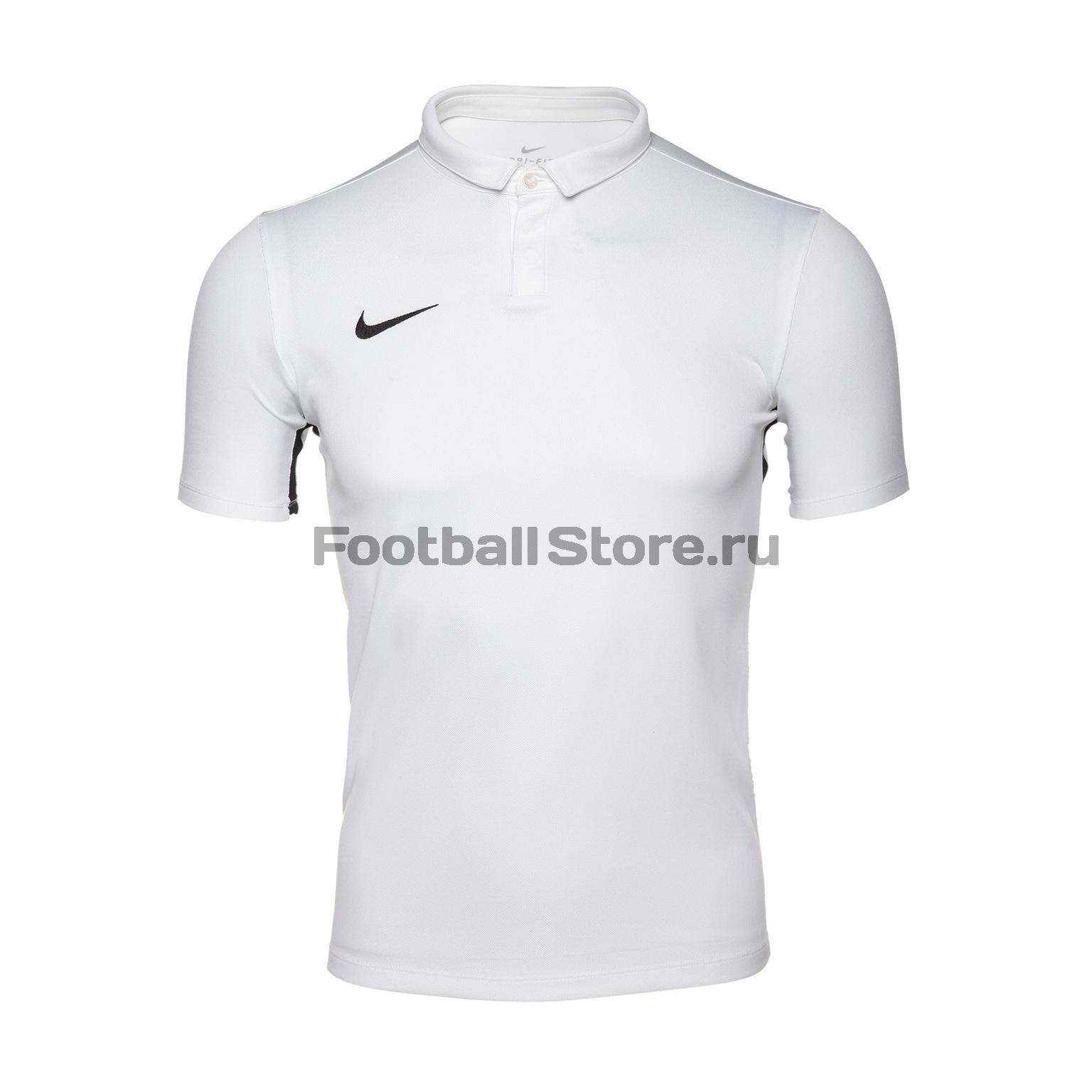 Поло Nike YTH Academy18 Dry Polo 899991-100