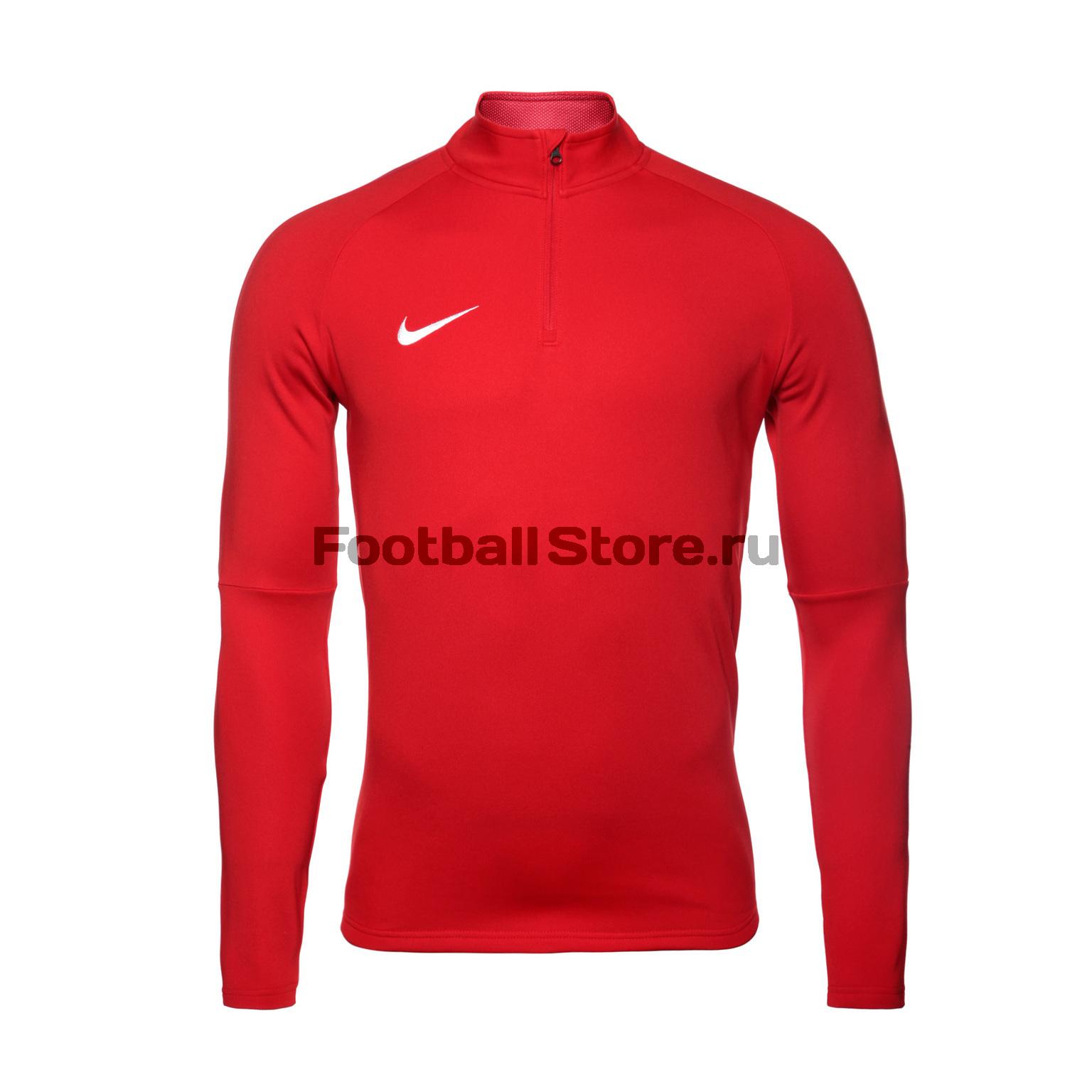 Свитер тренировочный Nike Dry Academy18 Dril Top LS 893624-657