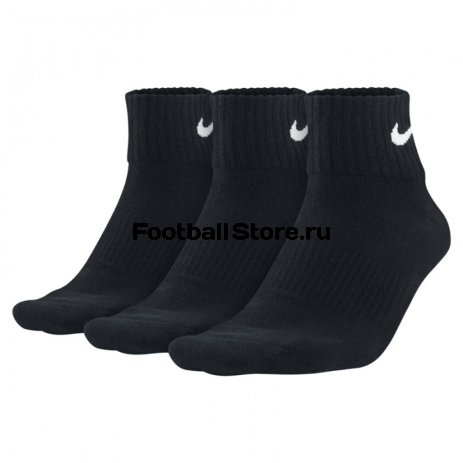 Носки Nike Носки короткие Nike (3 пары в Комплекте)