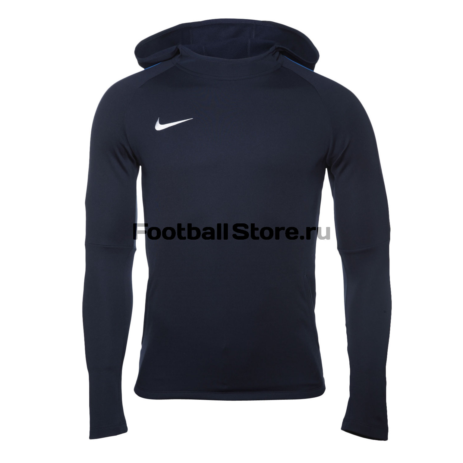 Толстовка Nike Dry Academy18 Hoodie PO AH9608-451