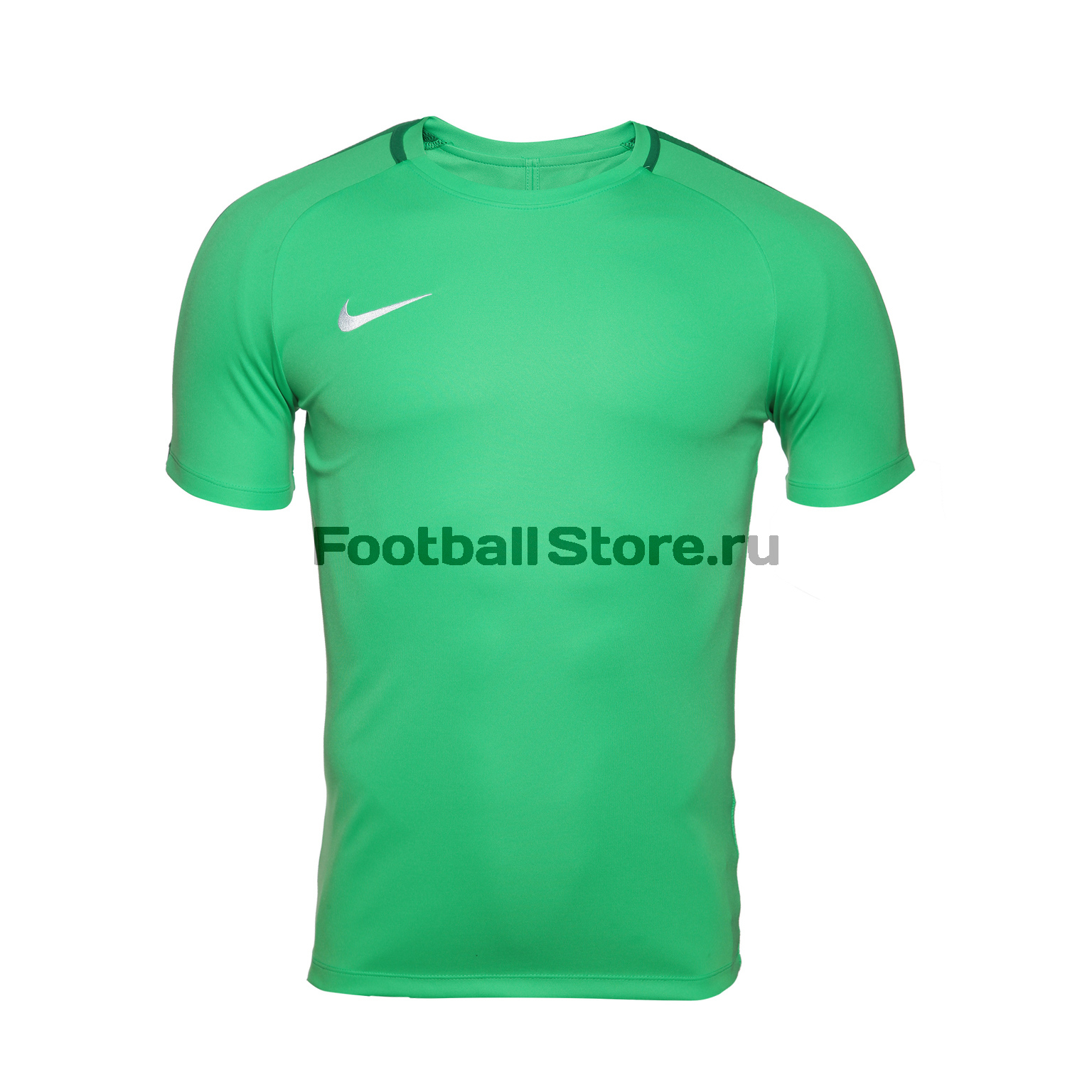 Футболки Nike Футболка тренировочная Nike Dry Academy18 Top SS 893693-361 игровая форма nike футболка детская nike ss precision iii jsy boys 645918 410