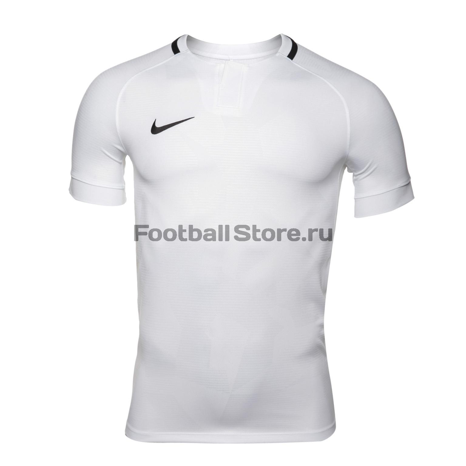 Футболка игровая Nike Dry Challenge II 893964-100 футболка игровая nike dry challenge ii 893964 100