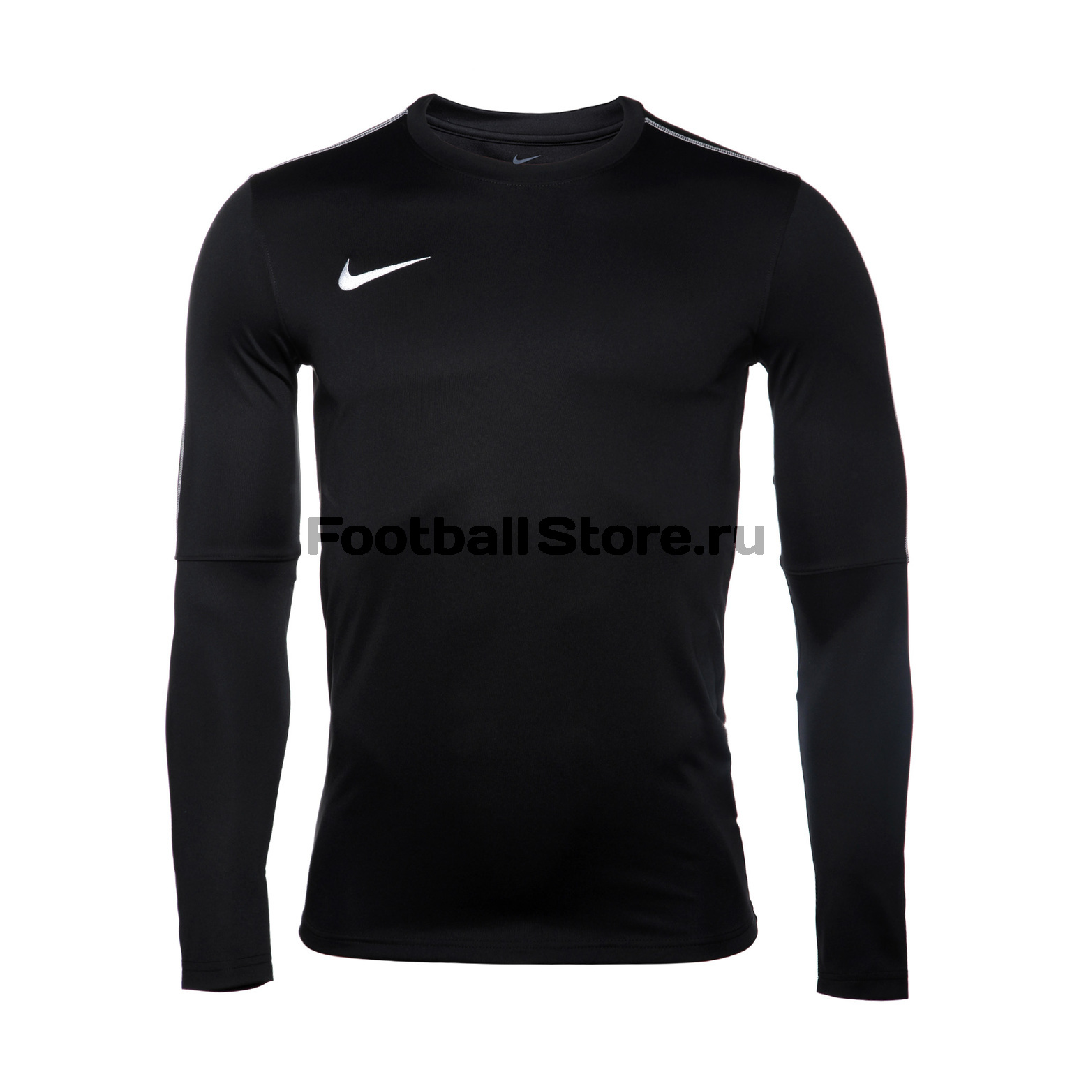 Свитер тренировочный Nike Dry Park18 Crew Top AA2088-010 футболка nike drill football top 807245 010 черный 164
