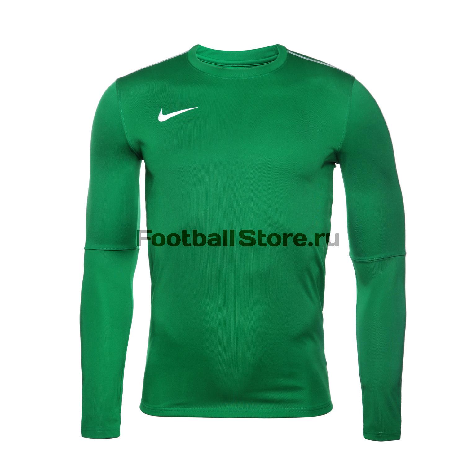 Свитер тренировочный Nike Dry Park18 Crew Top AA2088-302 цена