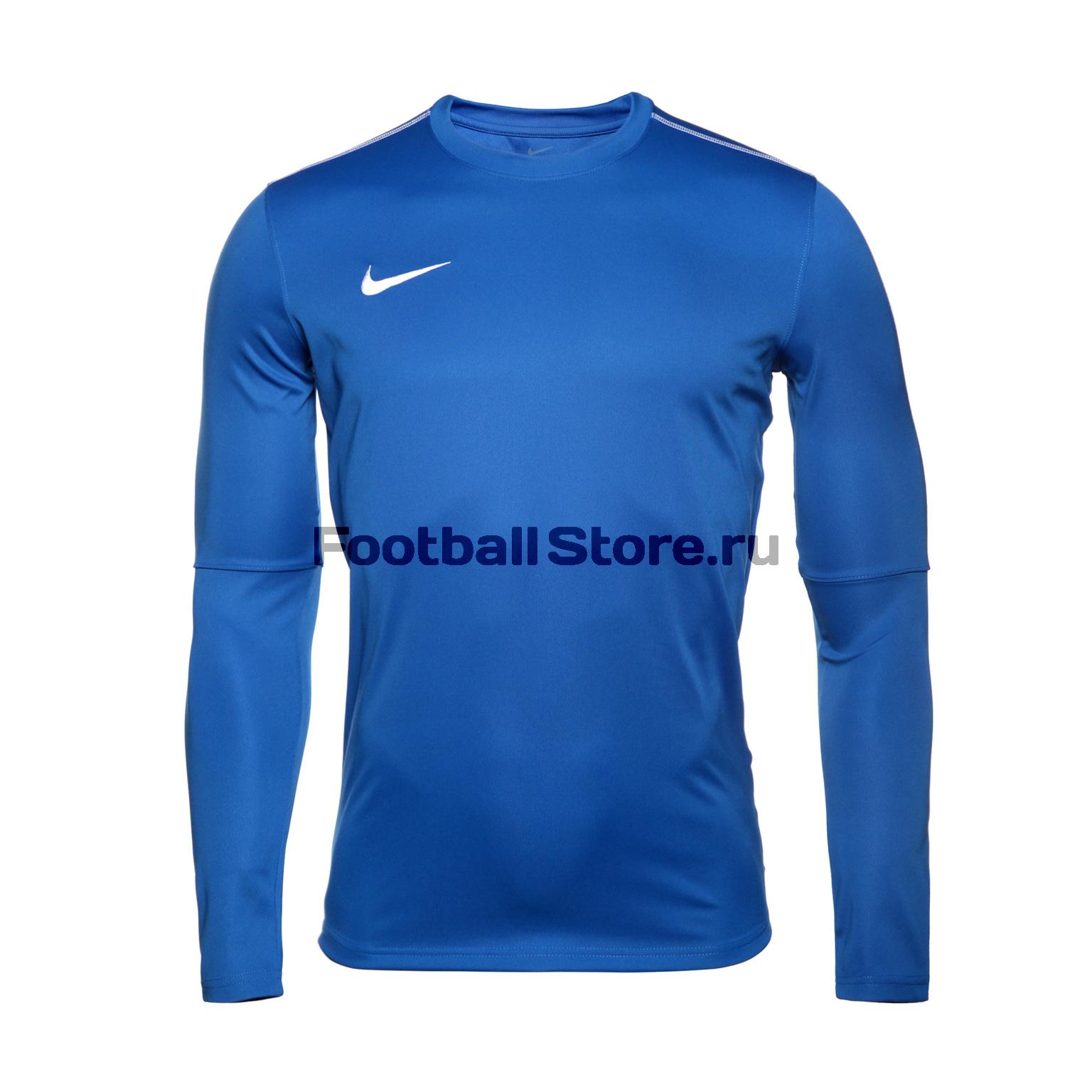 Свитер тренировочный Nike Dry Park18 Crew Top AA2088-463 цена