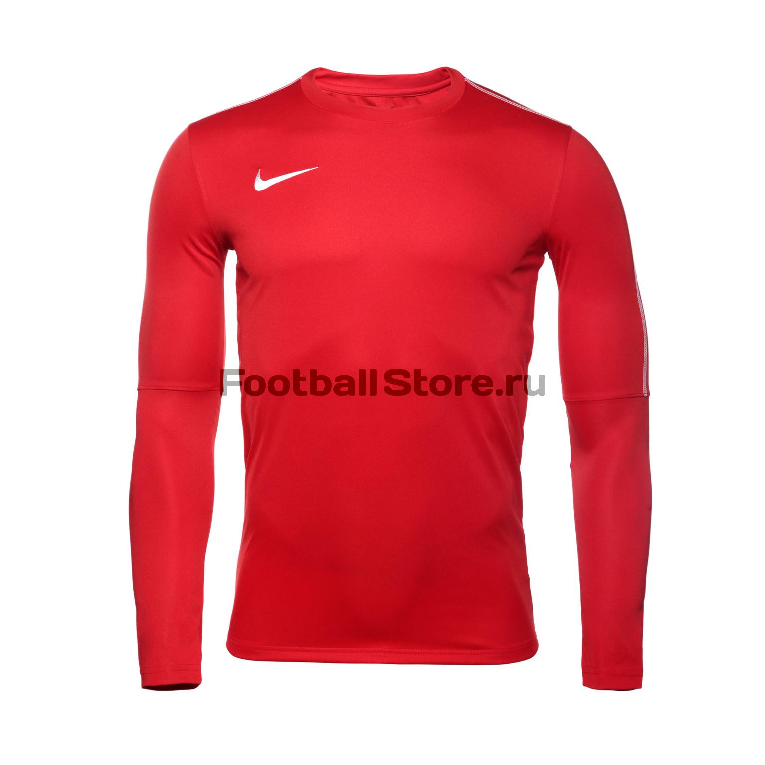 Свитер тренировочный Nike Dry Park18 Crew Top AA2088-657 цена