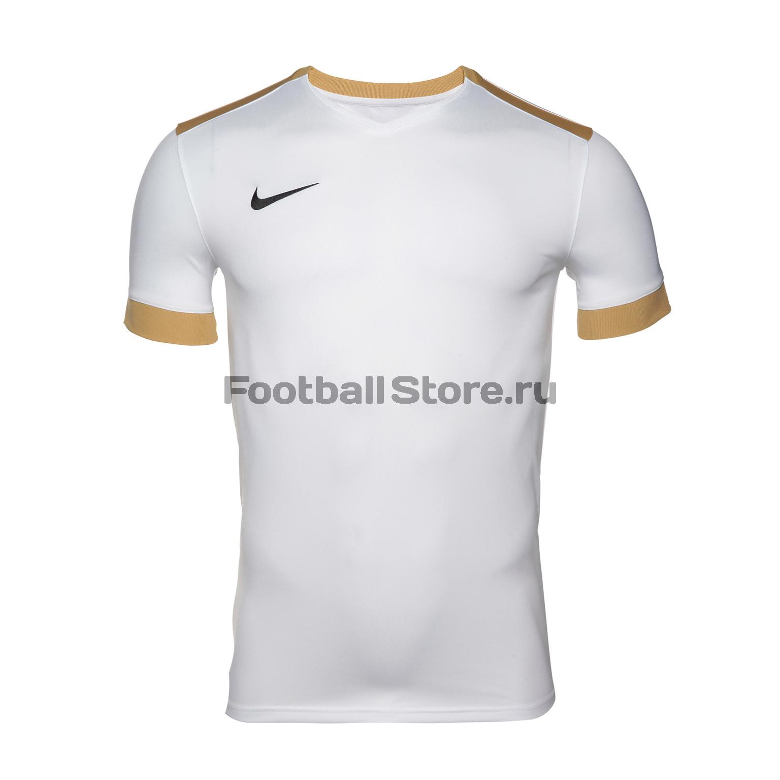 Футболка игровая Nike Park Derby II JSY SS 894312-100 футболка игровая nike ls park derby jsy 588414 106