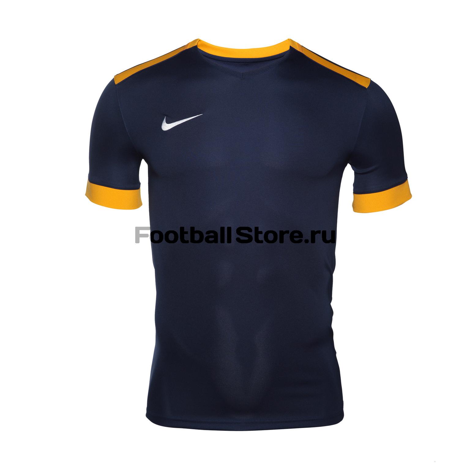 Футболки Nike Футболка игровая Nike Park Derby II JSY SS 894312-410