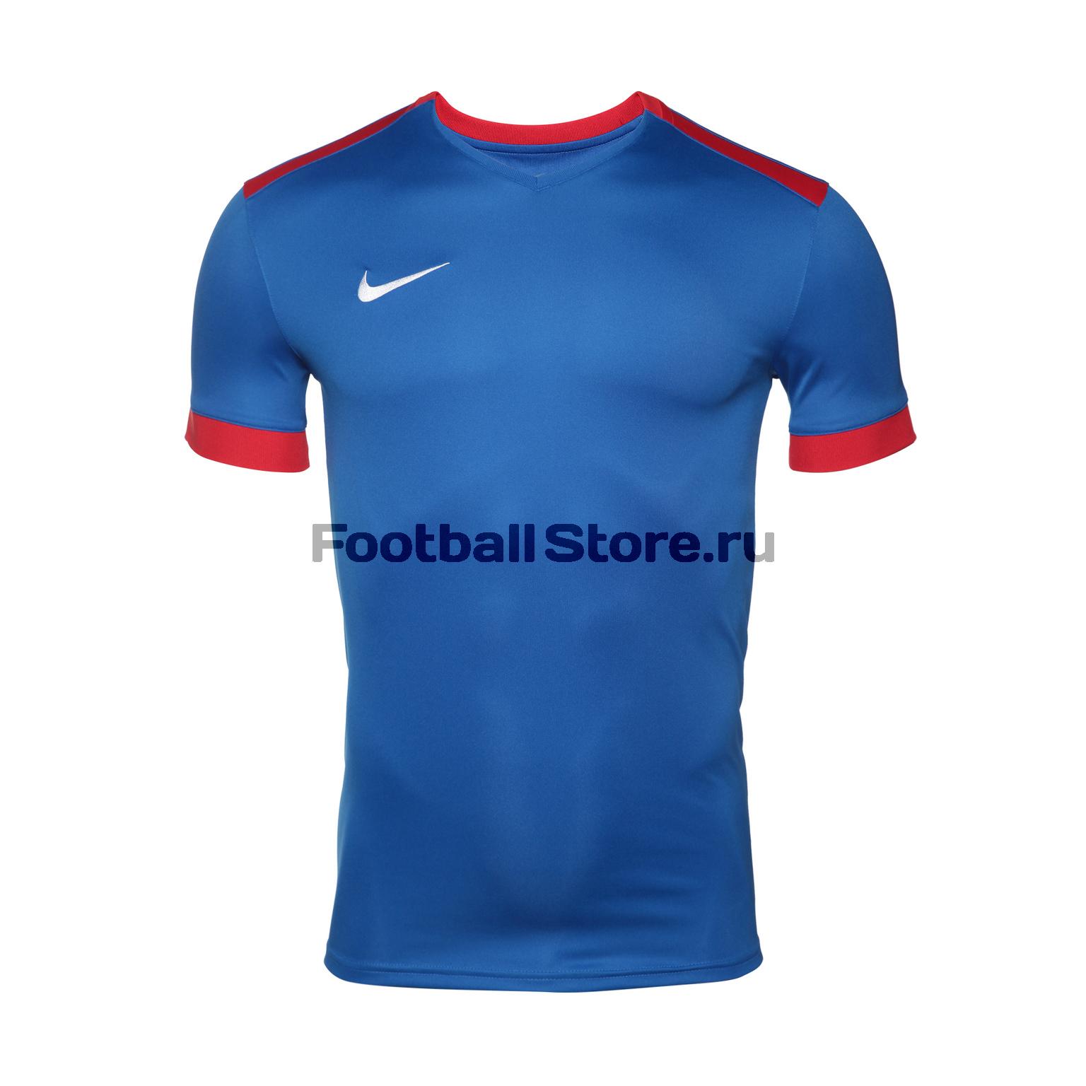 Футболка игровая Nike Park Derby II JSY SS 894312-463 футболка игровая nike ls park derby jsy 588414 106