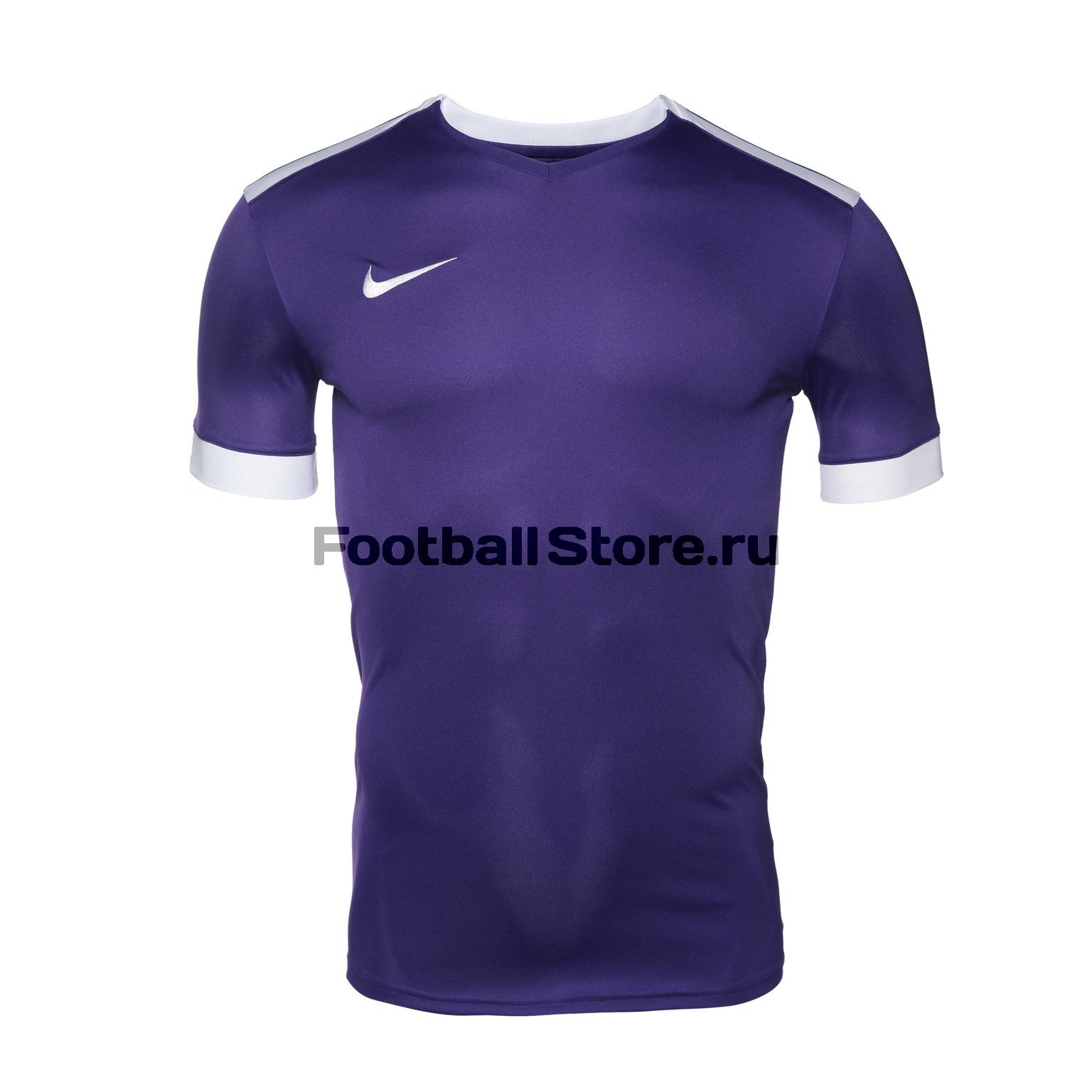 Футболки Nike Футболка игровая Nike Park Derby II JSY SS 894312-547