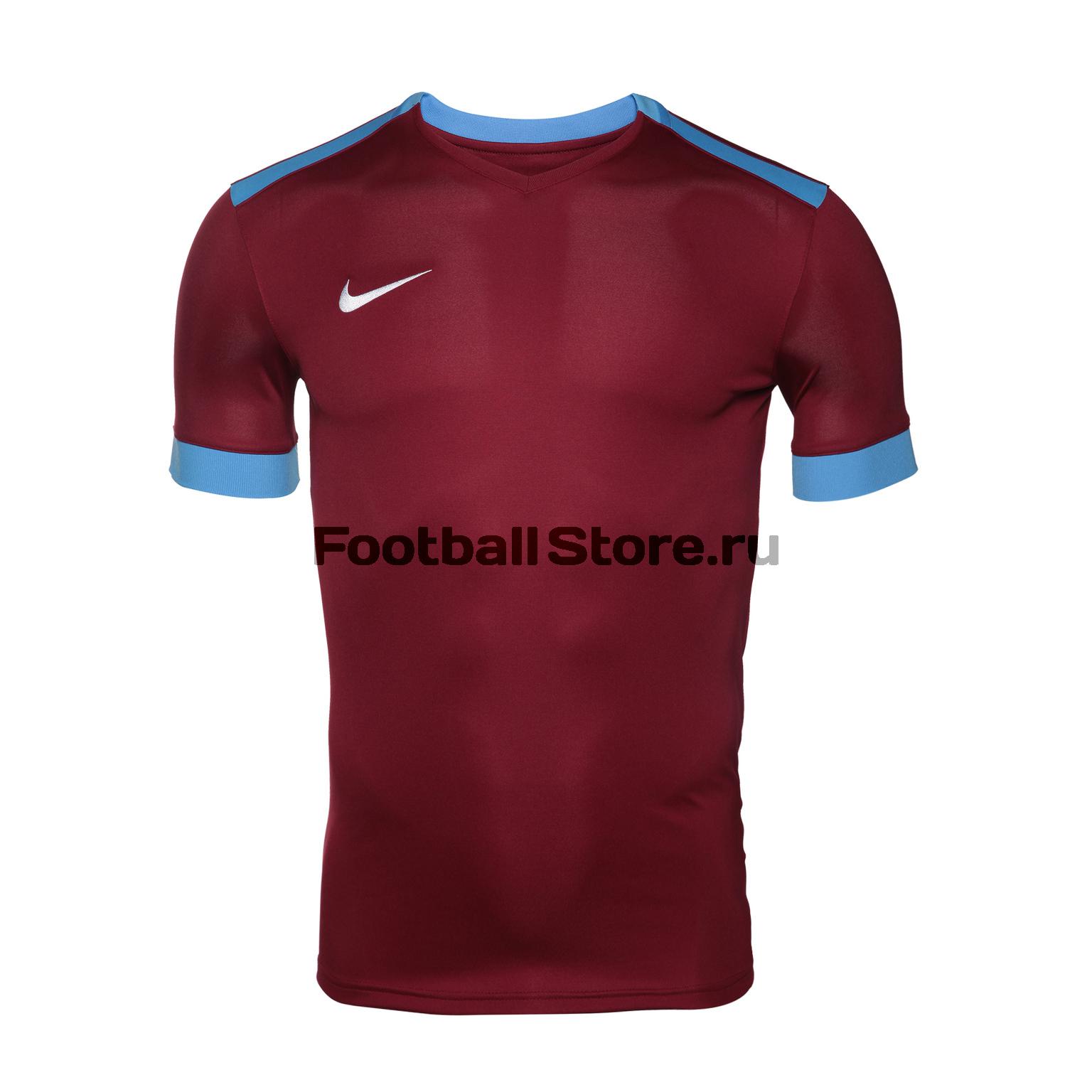 Футболка игровая Nike Park Derby II JSY SS 894312-677 футболка игровая nike ls park derby jsy 588414 106