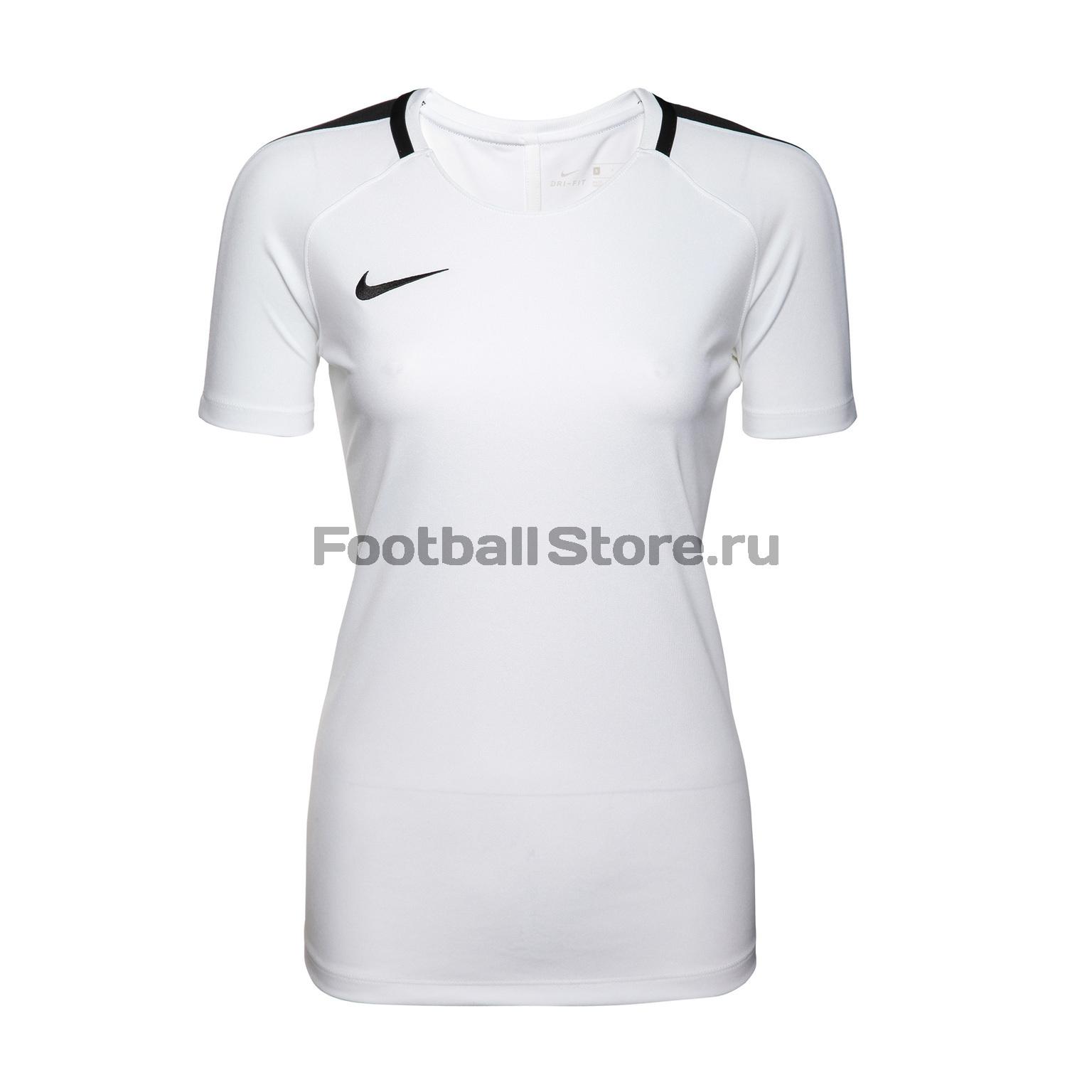 Футболка тренировочная женская Nike Academy 893741-100 цена 2017