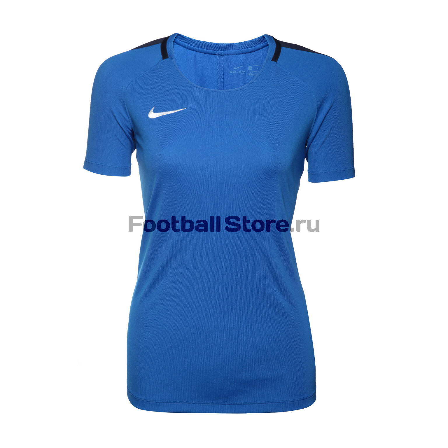 Футболка тренировочная женская Nike Academy 893741-463 футболка тренировочная nike ss academy trng top 588468 463